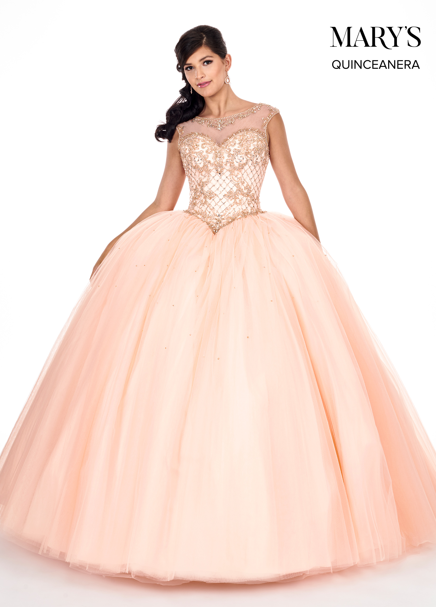 Marys Quinceanera Dresses | Mary's Quinceanera | Style - MQ2047