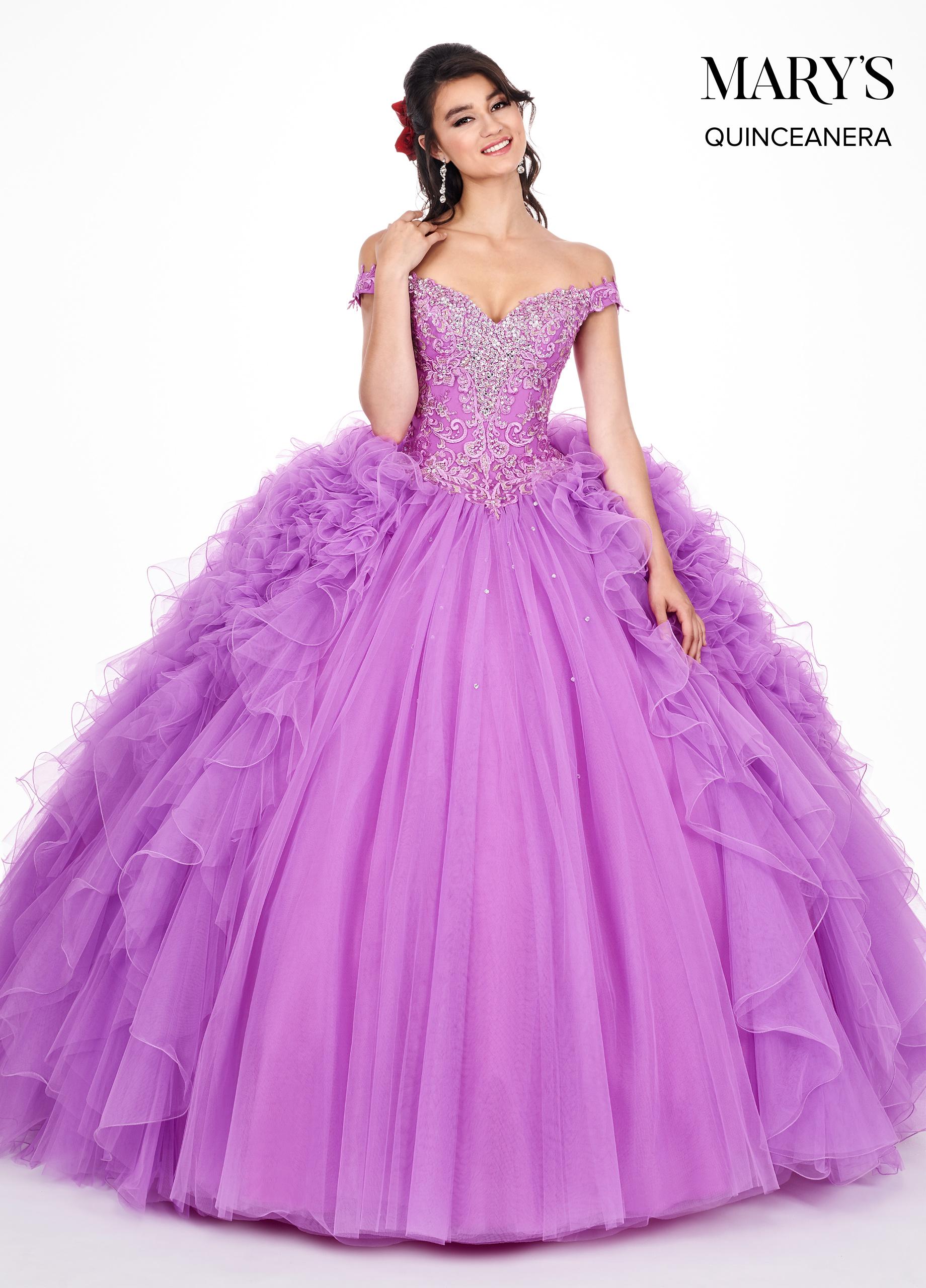 Lareina Quinceanera Dresses | La Reina | Style - MQ2048