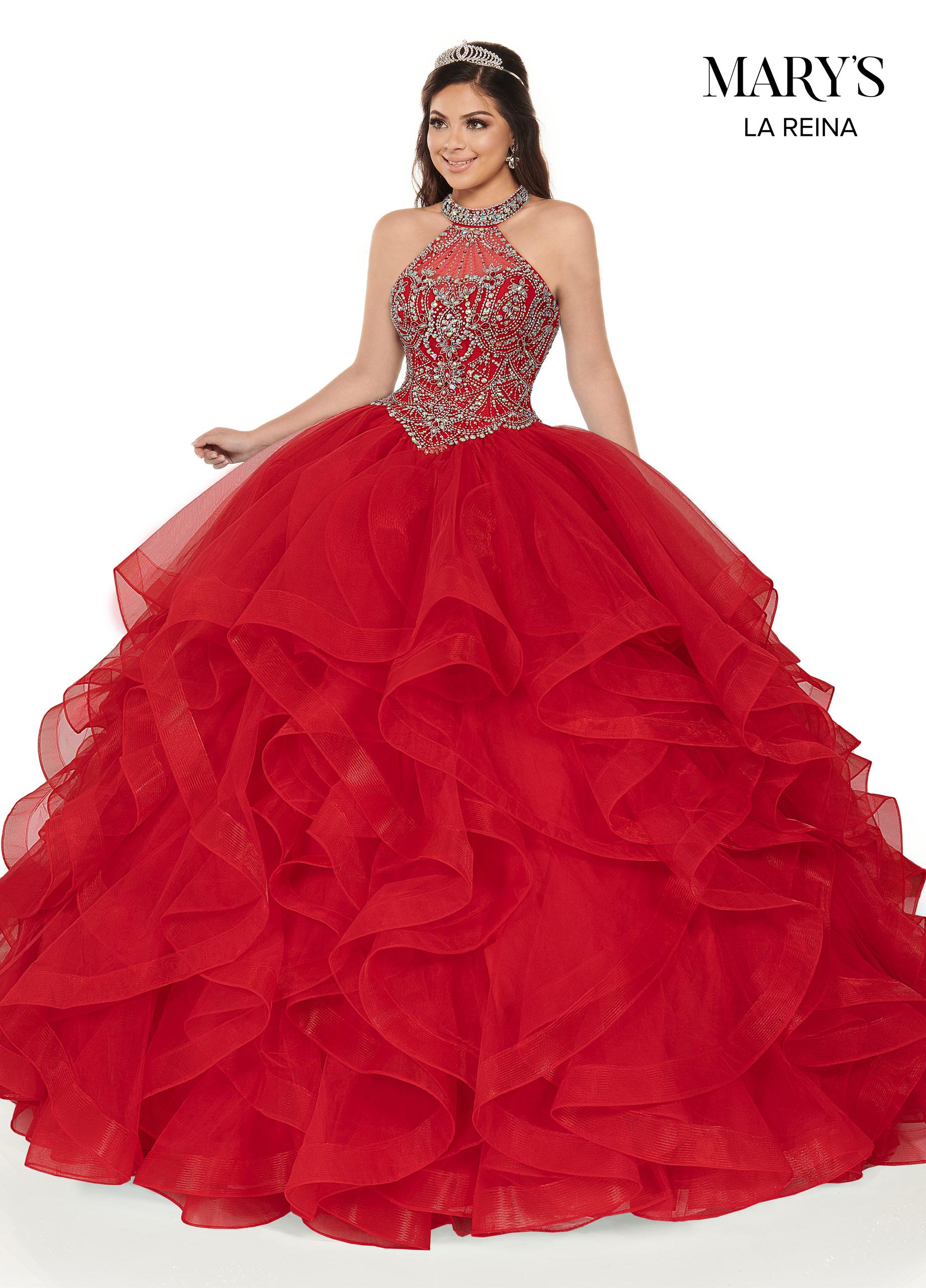 Lareina Quinceanera Dresses | La Reina | Style - MQ2049