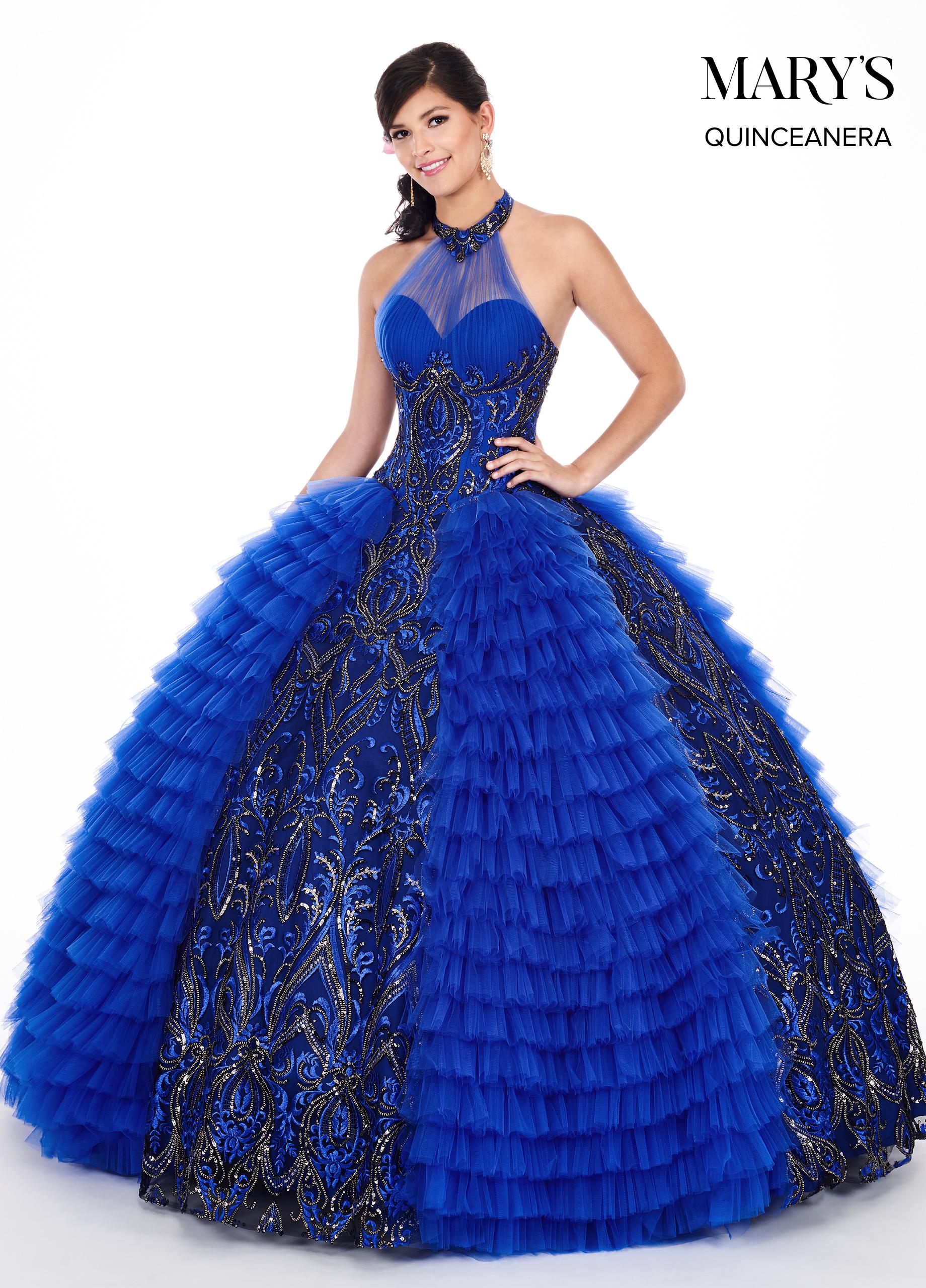 Lareina Quinceanera Dresses | La Reina | Style - MQ2050