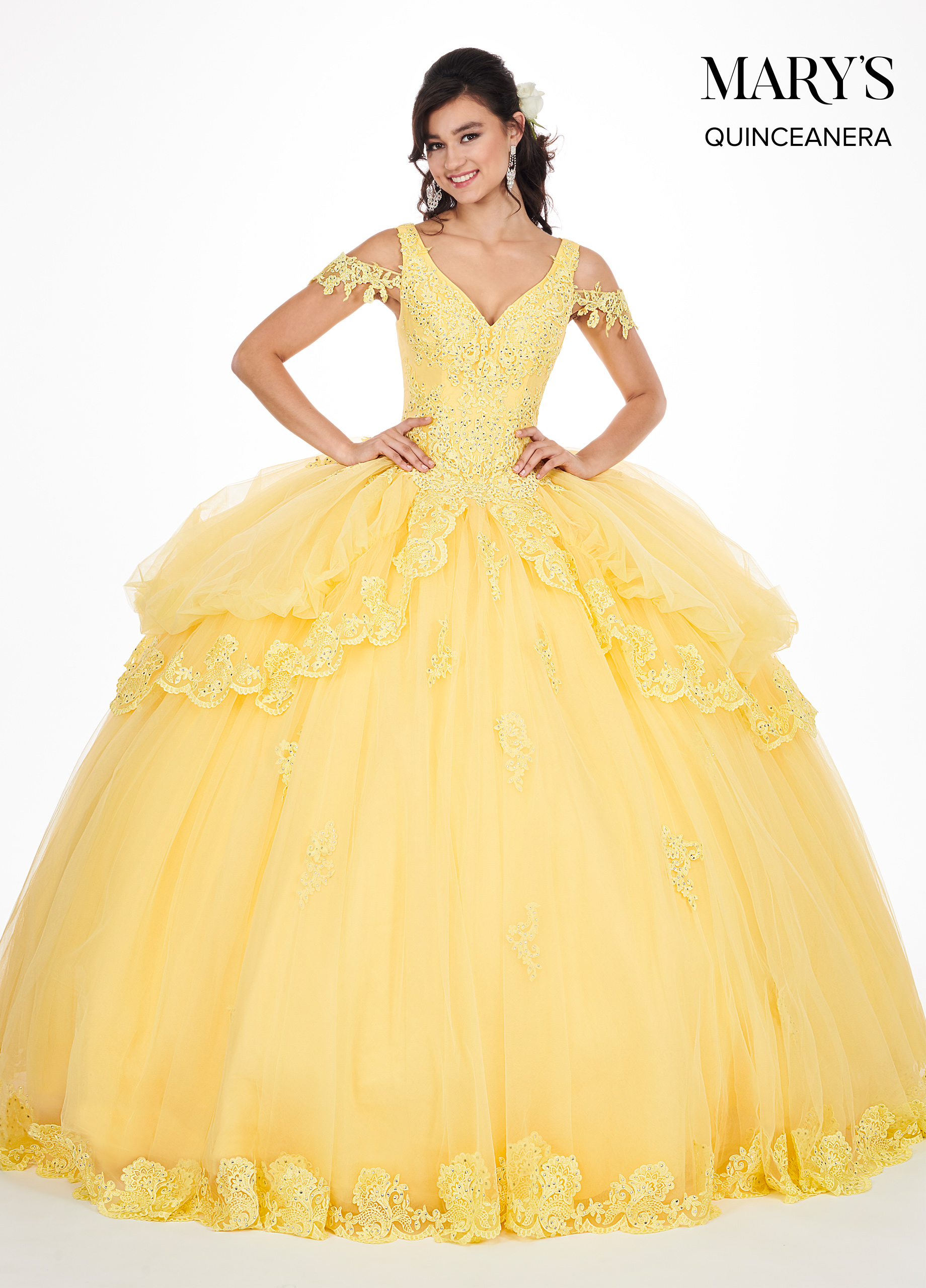 Marys Quinceanera Dresses | Mary's Quinceanera | Style - MQ2051