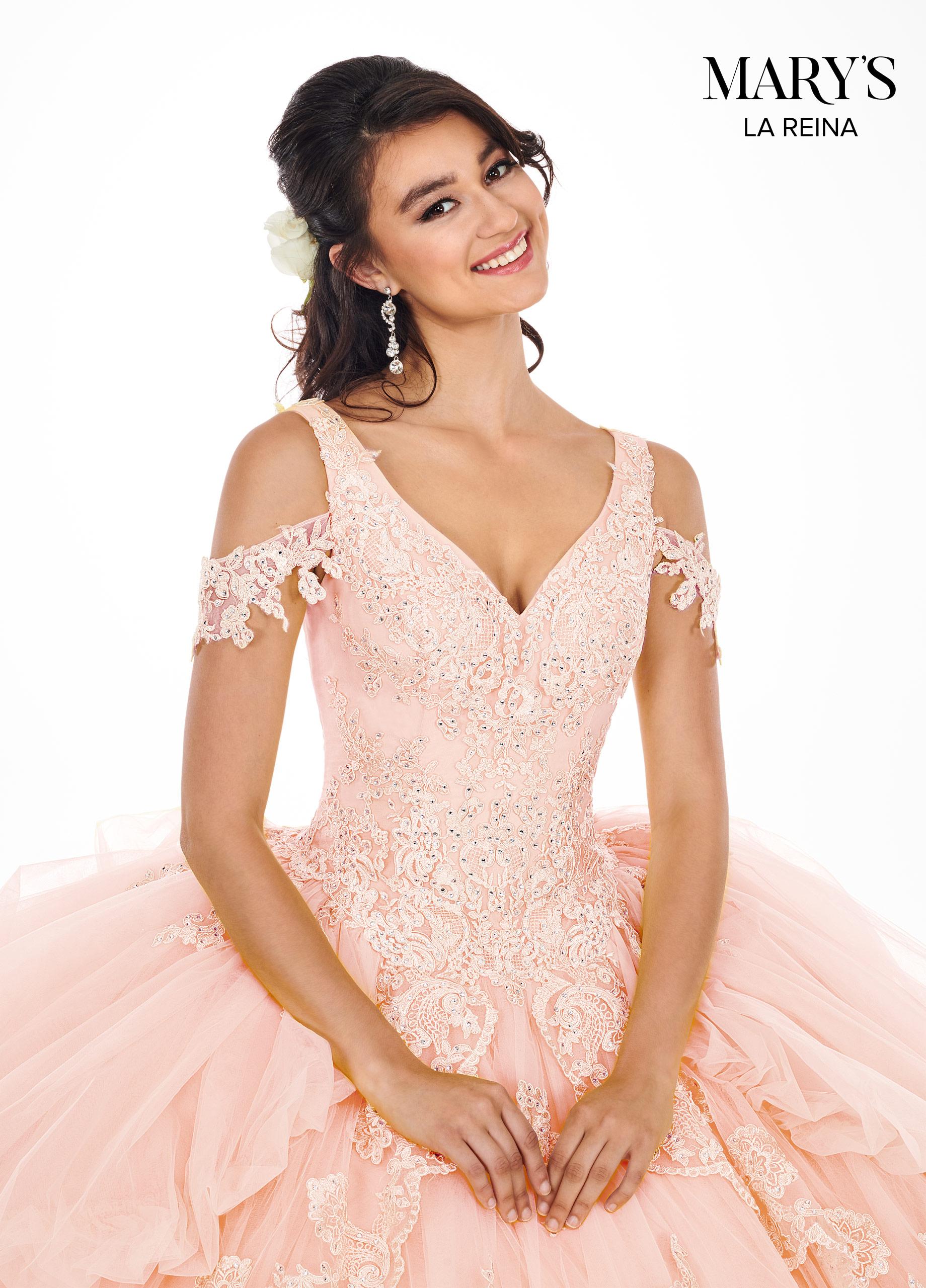 Lareina Quinceanera Dresses   La Reina   Style - MQ2051