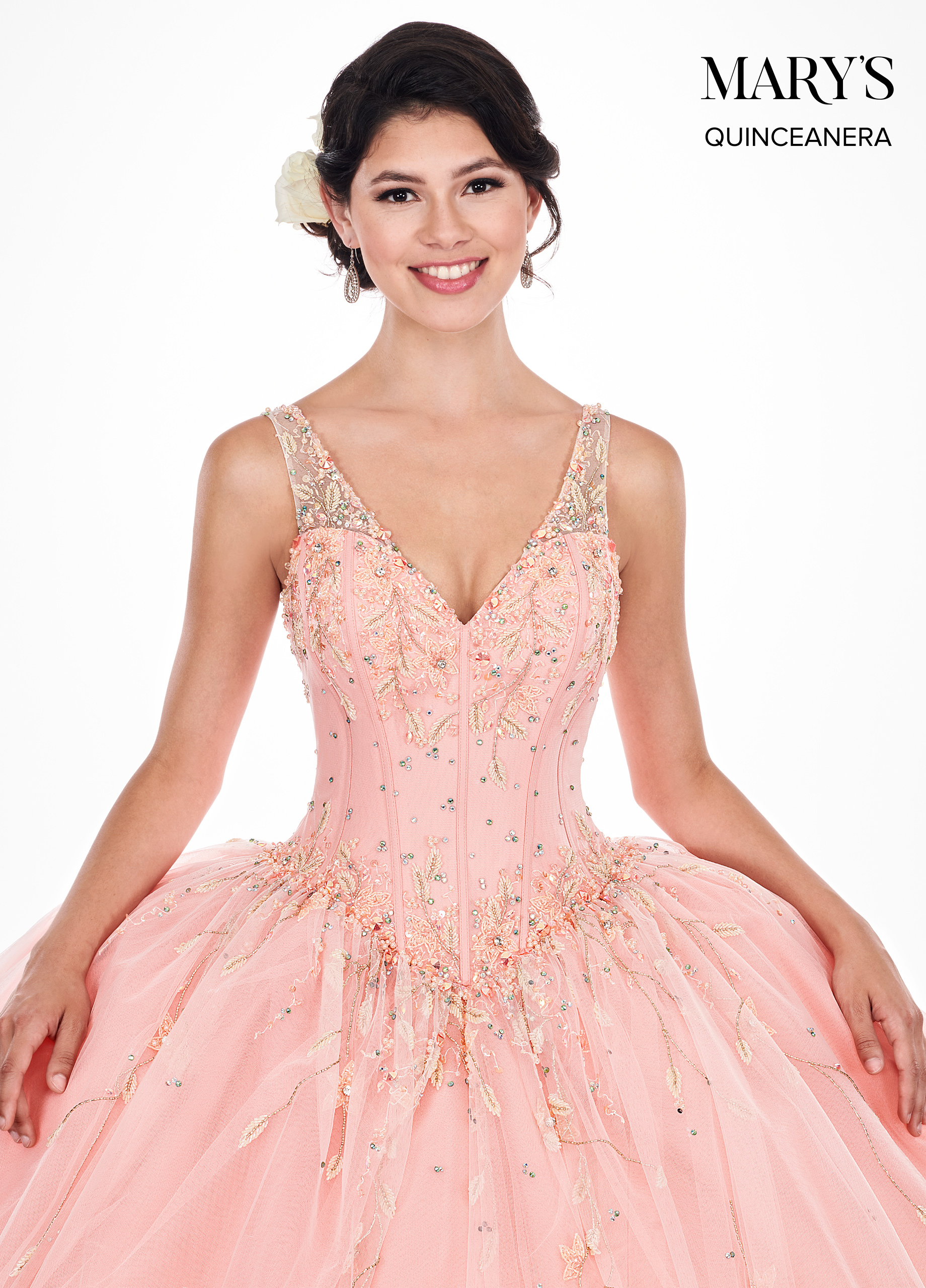 Marys Quinceanera Dresses | Mary's Quinceanera | Style - MQ2052