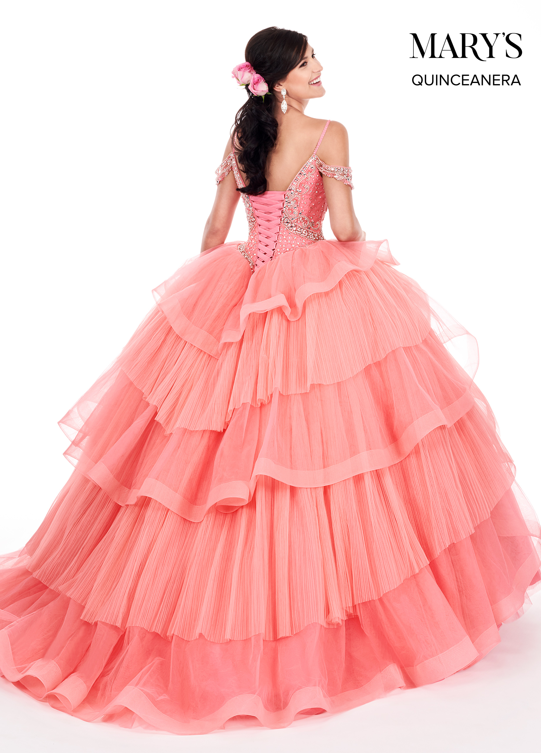 Marys Quinceanera Dresses | Mary's Quinceanera | Style - MQ2053