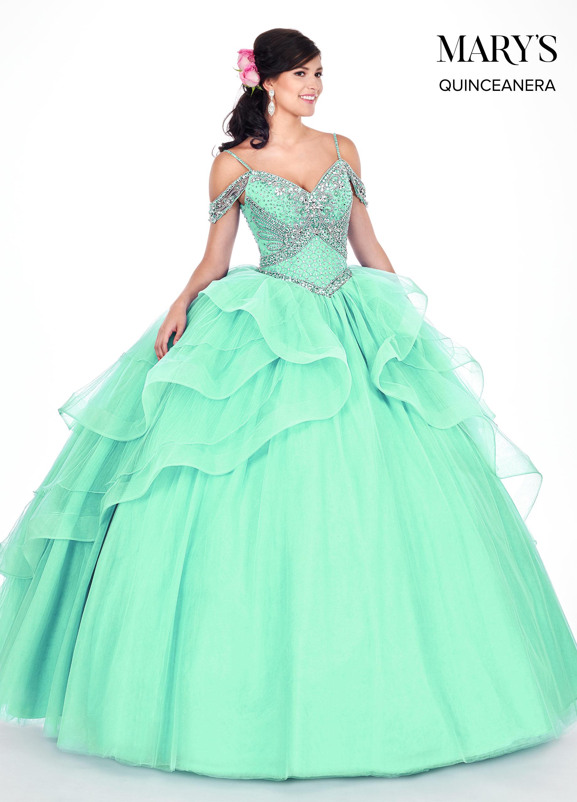 Lareina Quinceanera Dresses   La Reina   Style - MQ2053