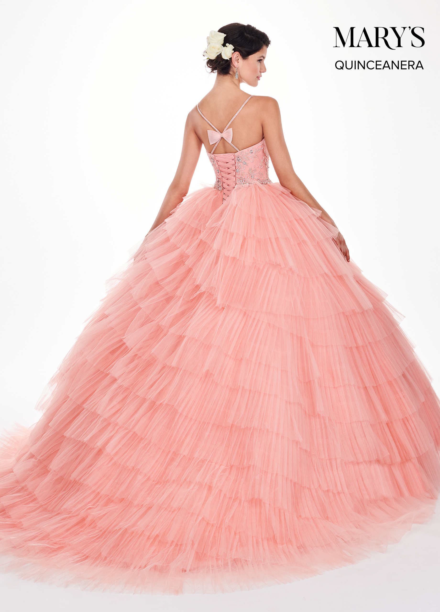 Marys Quinceanera Dresses | Mary's Quinceanera | Style - MQ2055