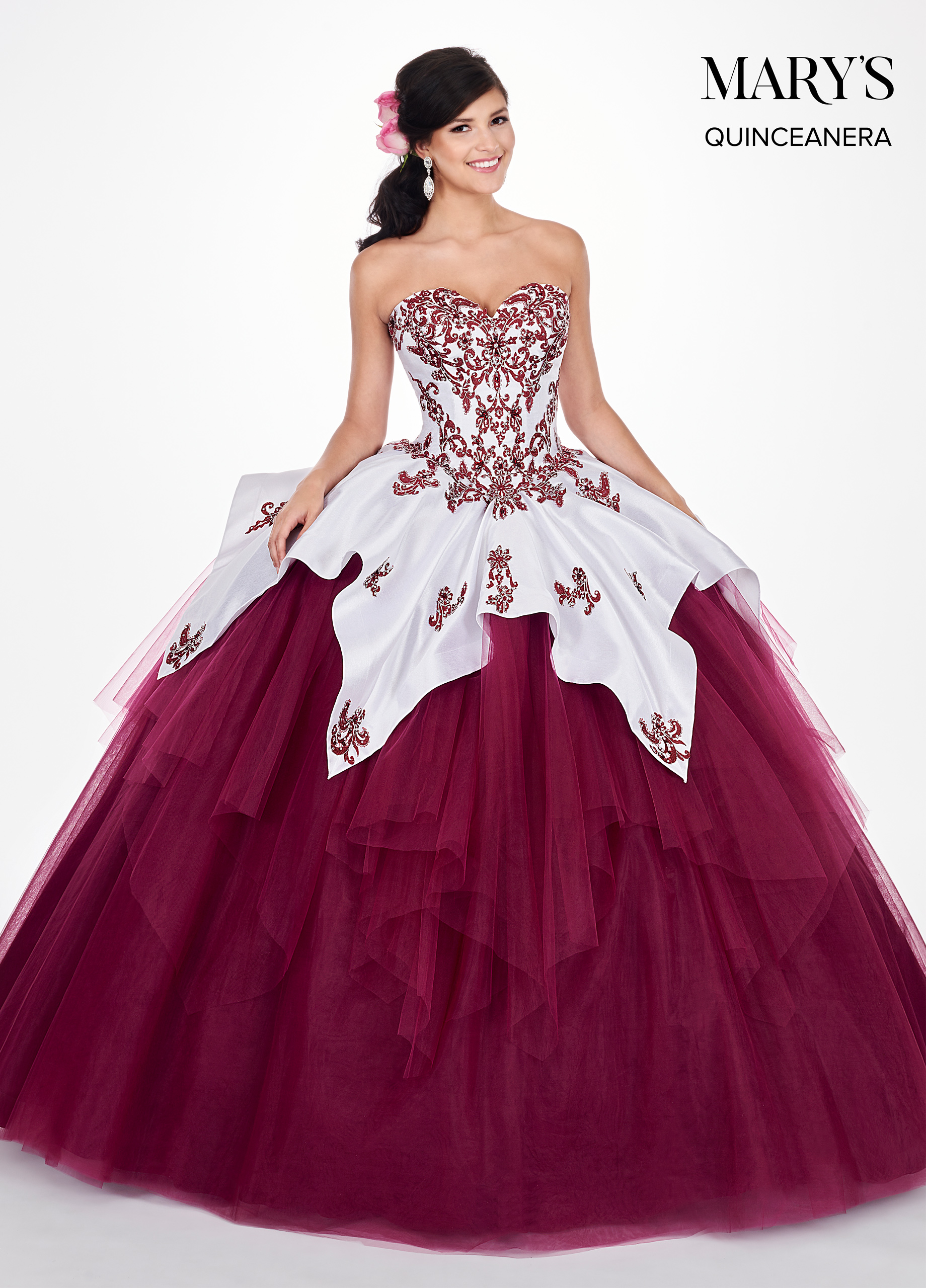 Marys Quinceanera Dresses | Mary's Quinceanera | Style - MQ2056
