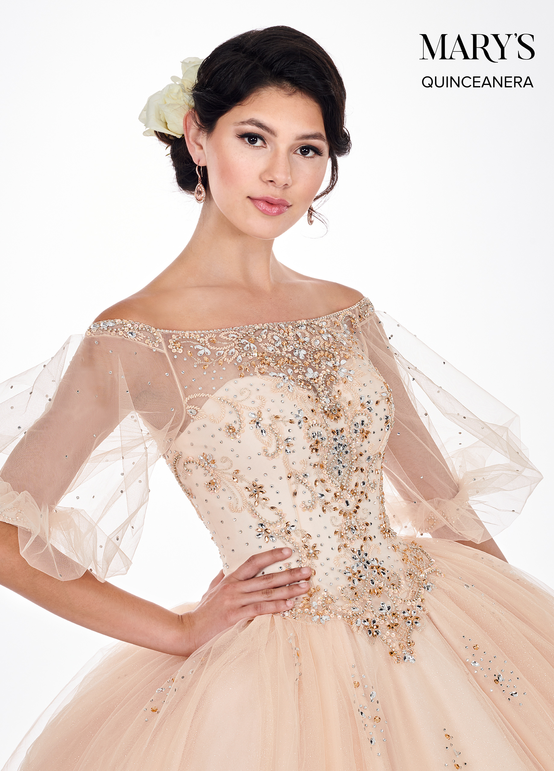 Marys Quinceanera Dresses | Mary's Quinceanera | Style - MQ2058