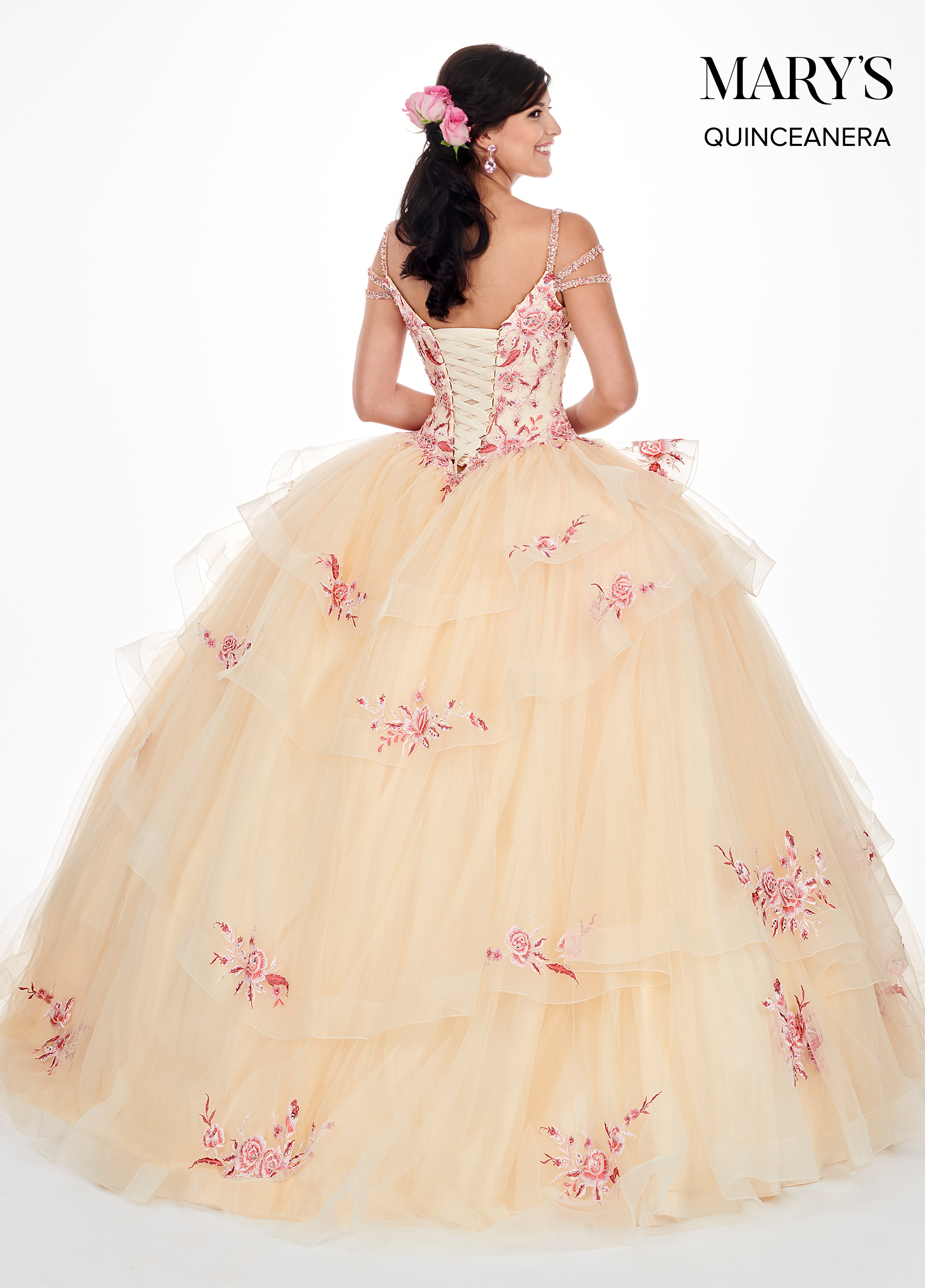 Marys Quinceanera Dresses | Mary's Quinceanera | Style - MQ2059