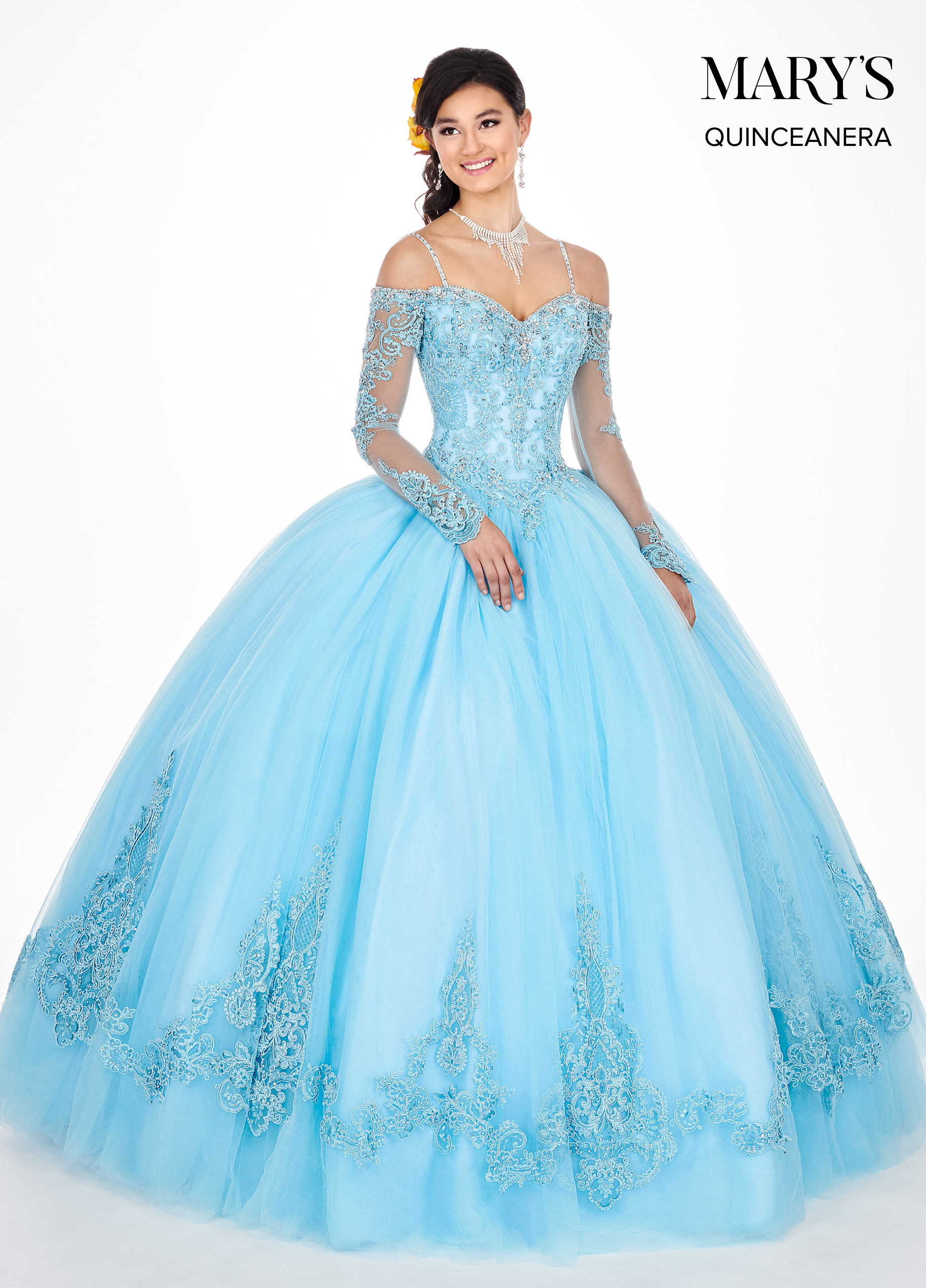 28eb00f00e2 Light Blue Quinceanera Dress For Sale - Gomes Weine AG