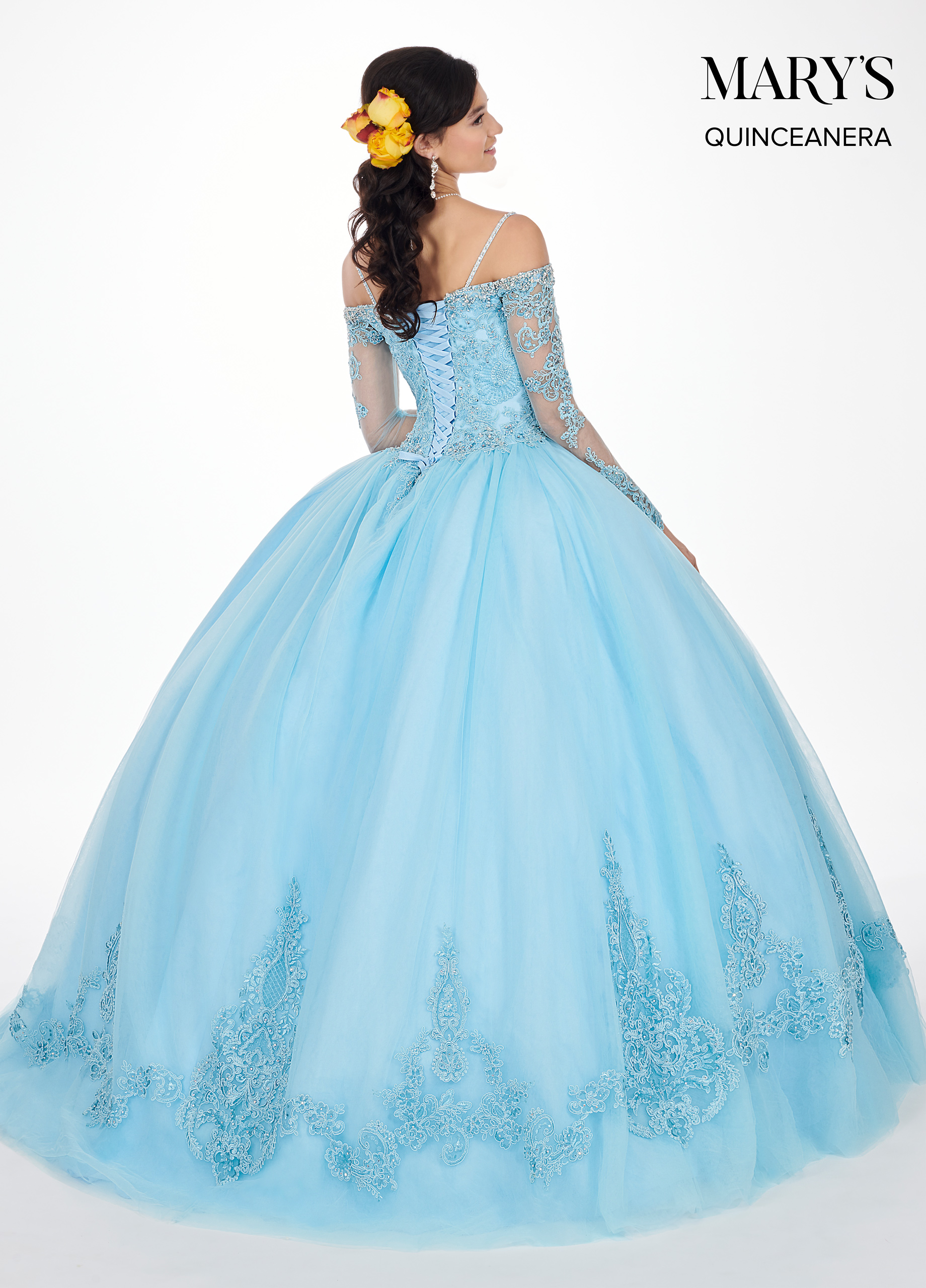 Marys Quinceanera Dresses | Mary's Quinceanera | Style - MQ2060