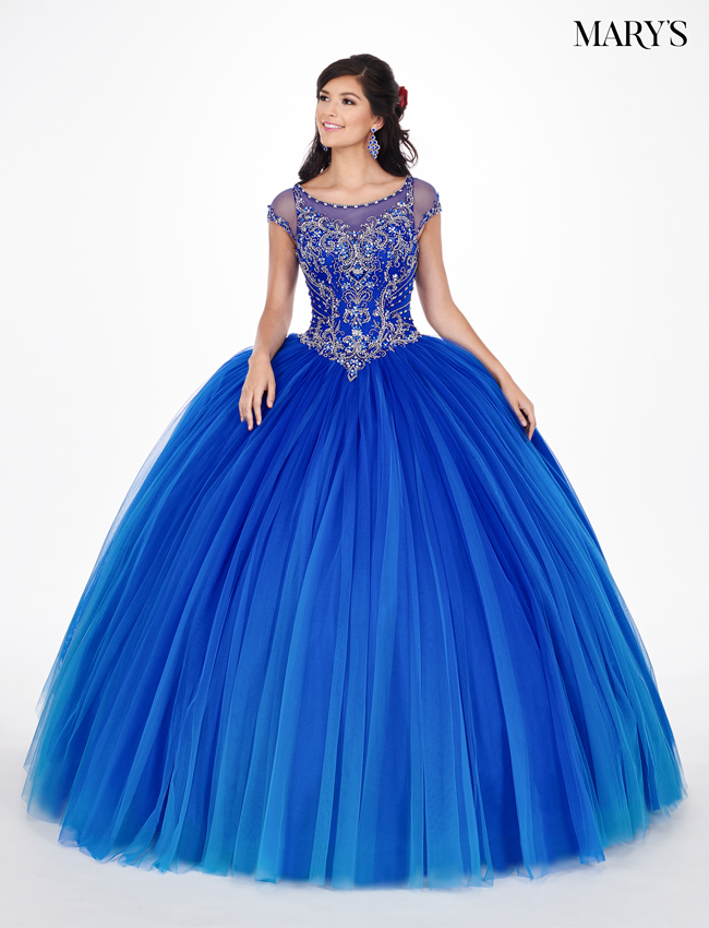 Royal Color Lareina Quinceanera Dresses - Style - MQ2062