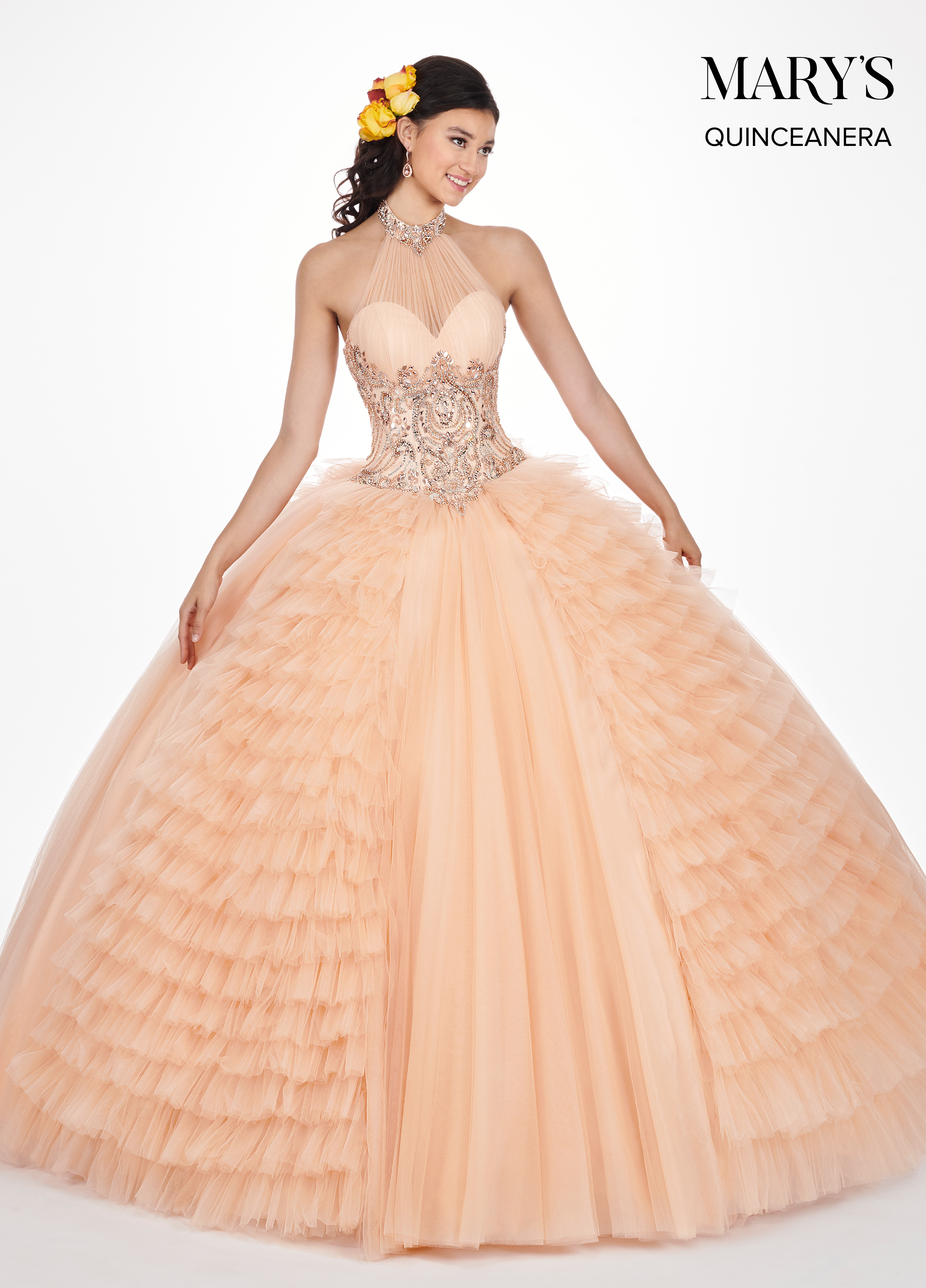 Marys Quinceanera Dresses | Mary's Quinceanera | Style - MQ2063
