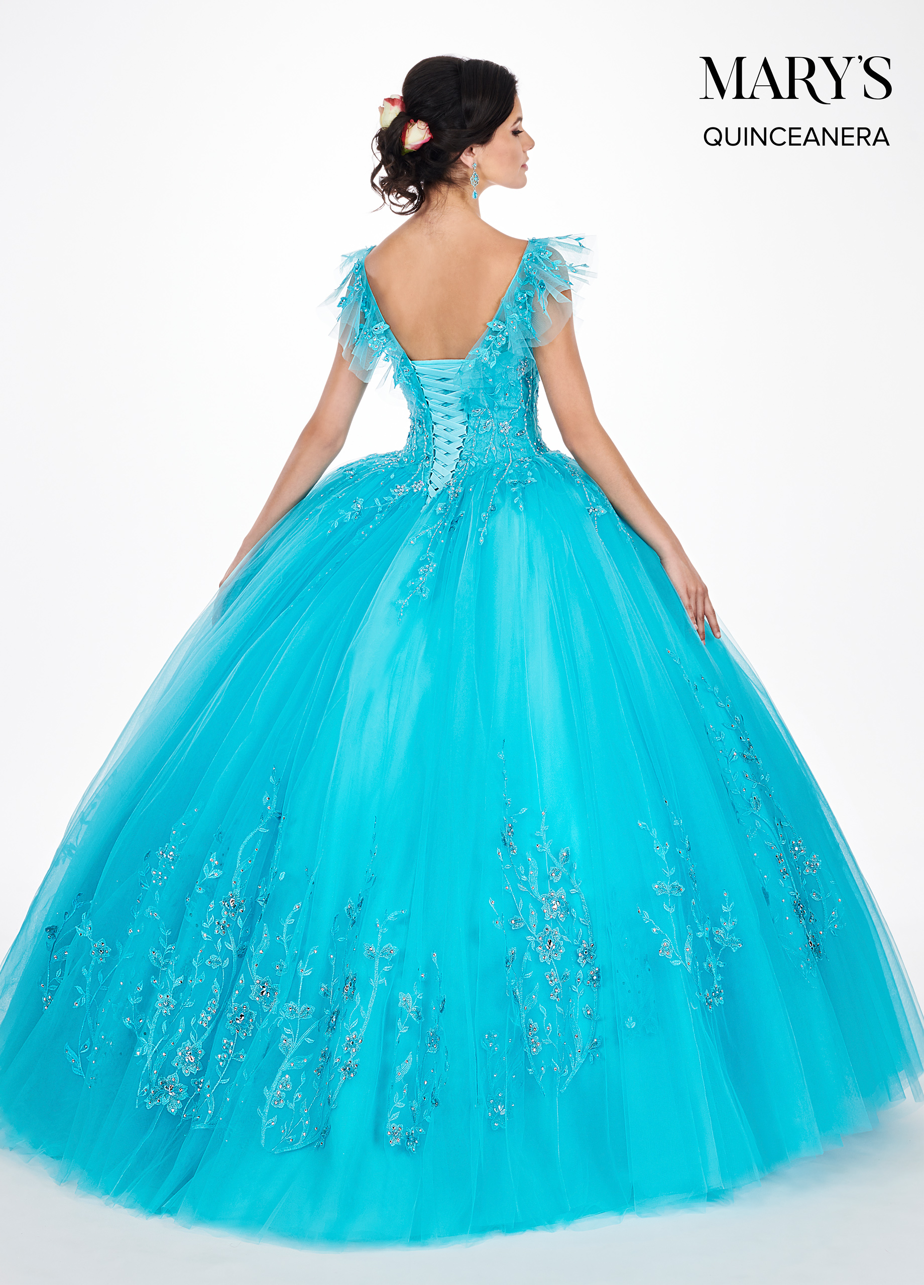 Lareina Quinceanera Dresses | La Reina | Style - MQ2064