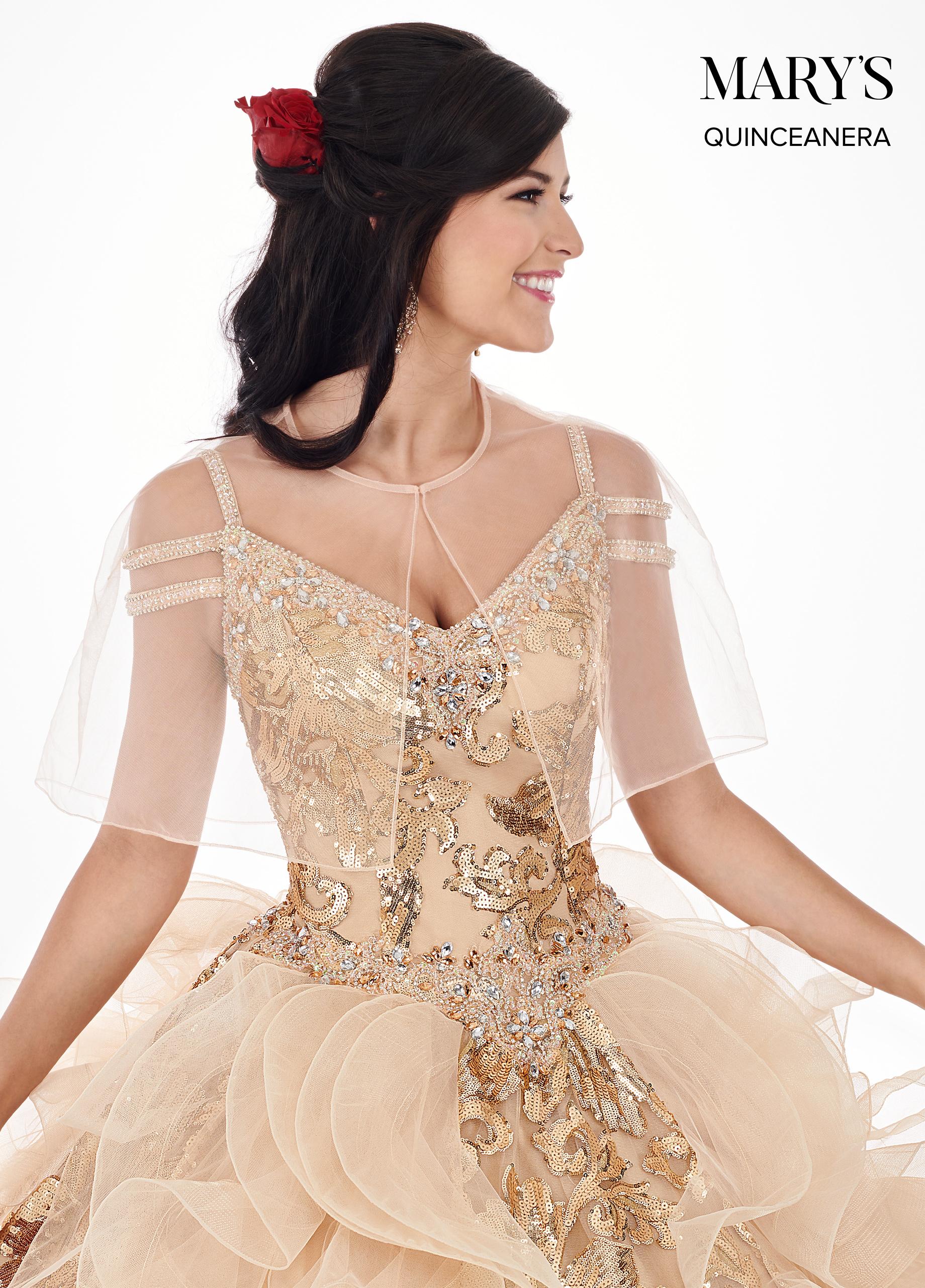 Lareina Quinceanera Dresses | La Reina | Style - MQ2065