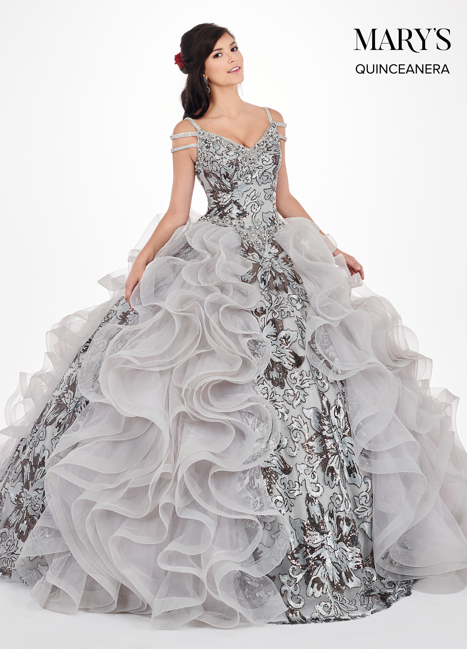 Marys Quinceanera Dresses | Mary's Quinceanera | Style - MQ2065