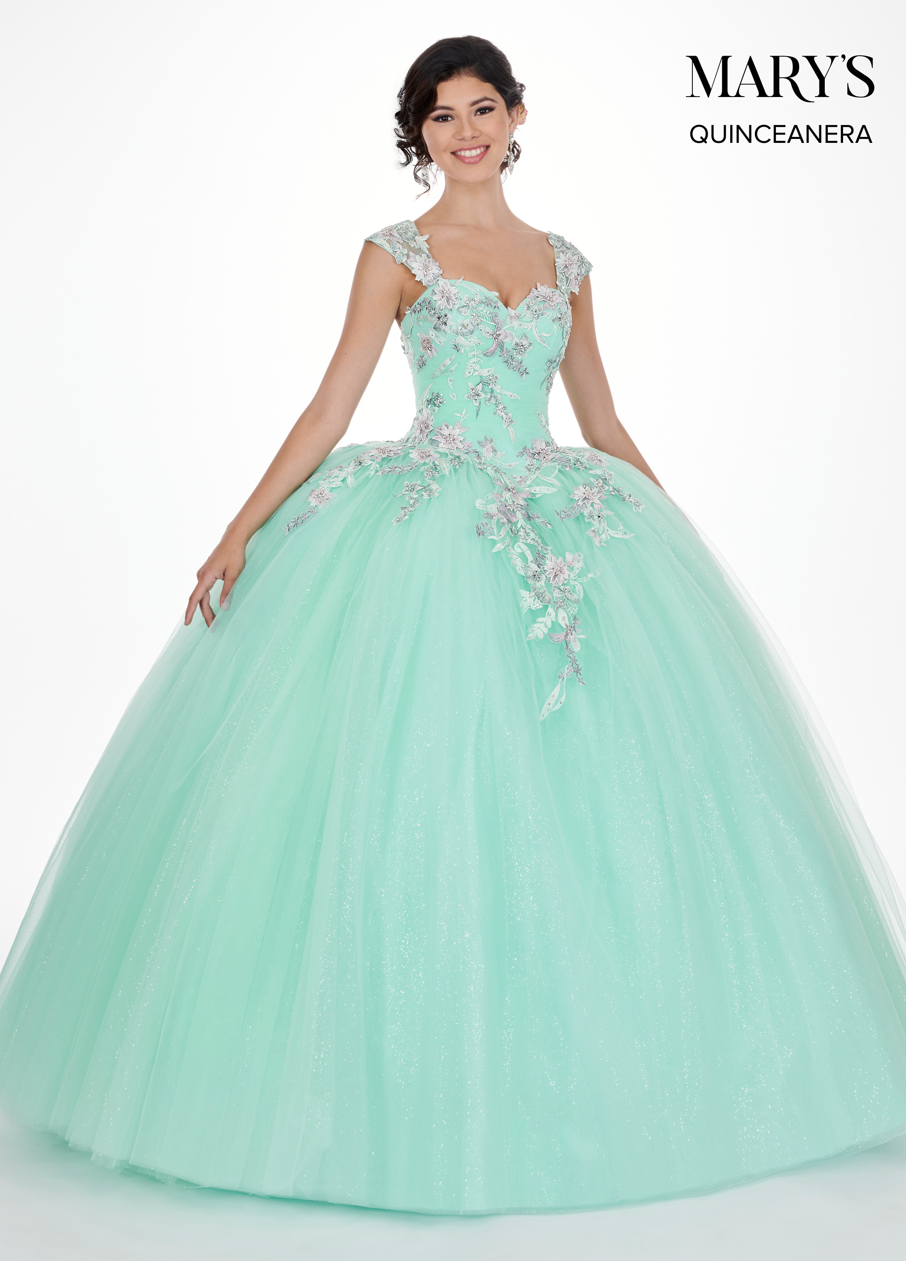 Marys Quinceanera Dresses | Mary's Quinceanera | Style - MQ2067