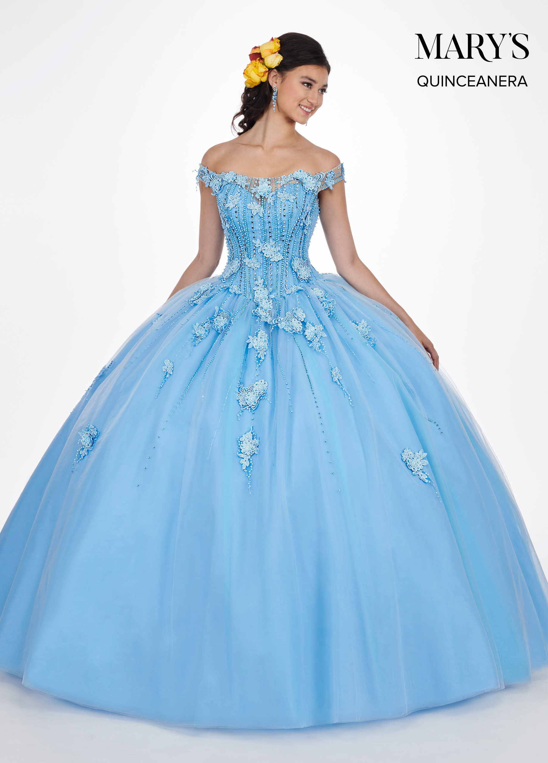 Marys Quinceanera Dresses | Mary's Quinceanera | Style - MQ2069