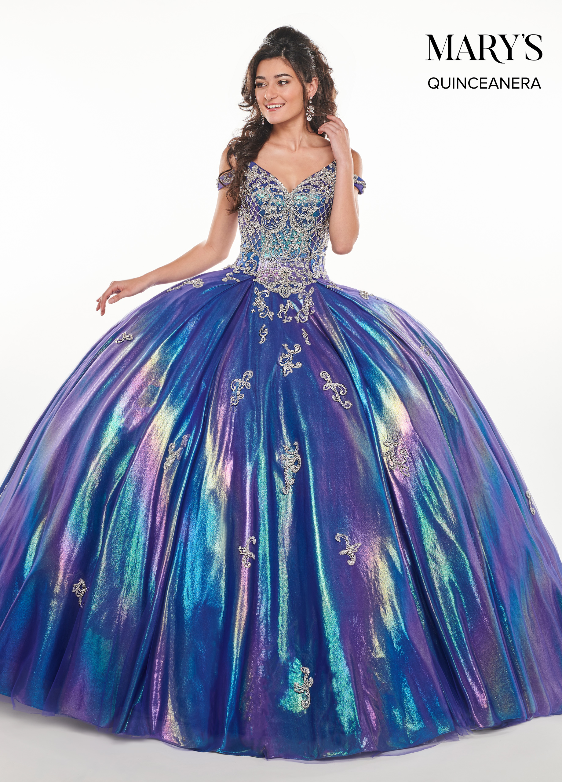 Marys Quinceanera Dresses | Mary's Quinceanera | Style - MQ2070