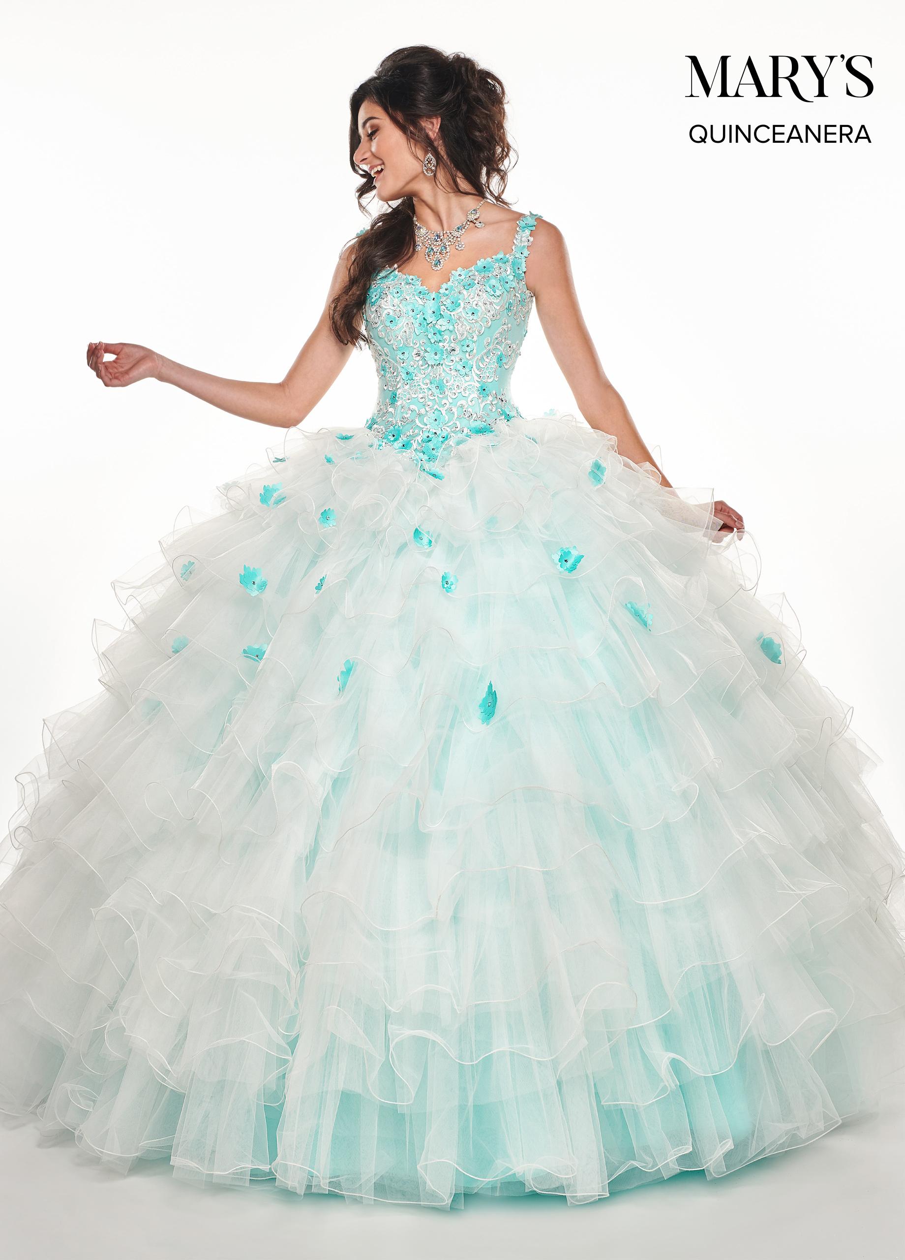 Lareina Quinceanera Dresses | La Reina | Style - MQ2071