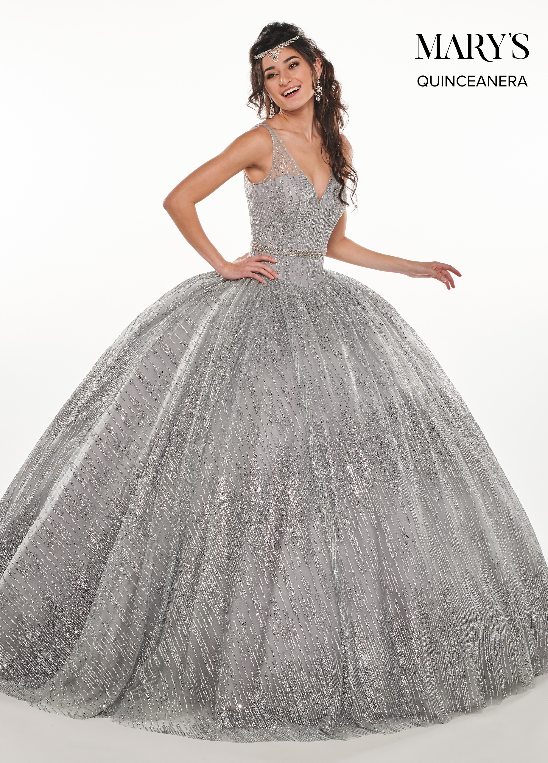 Marys Quinceanera Dresses | Mary's Quinceanera | Style - MQ2072