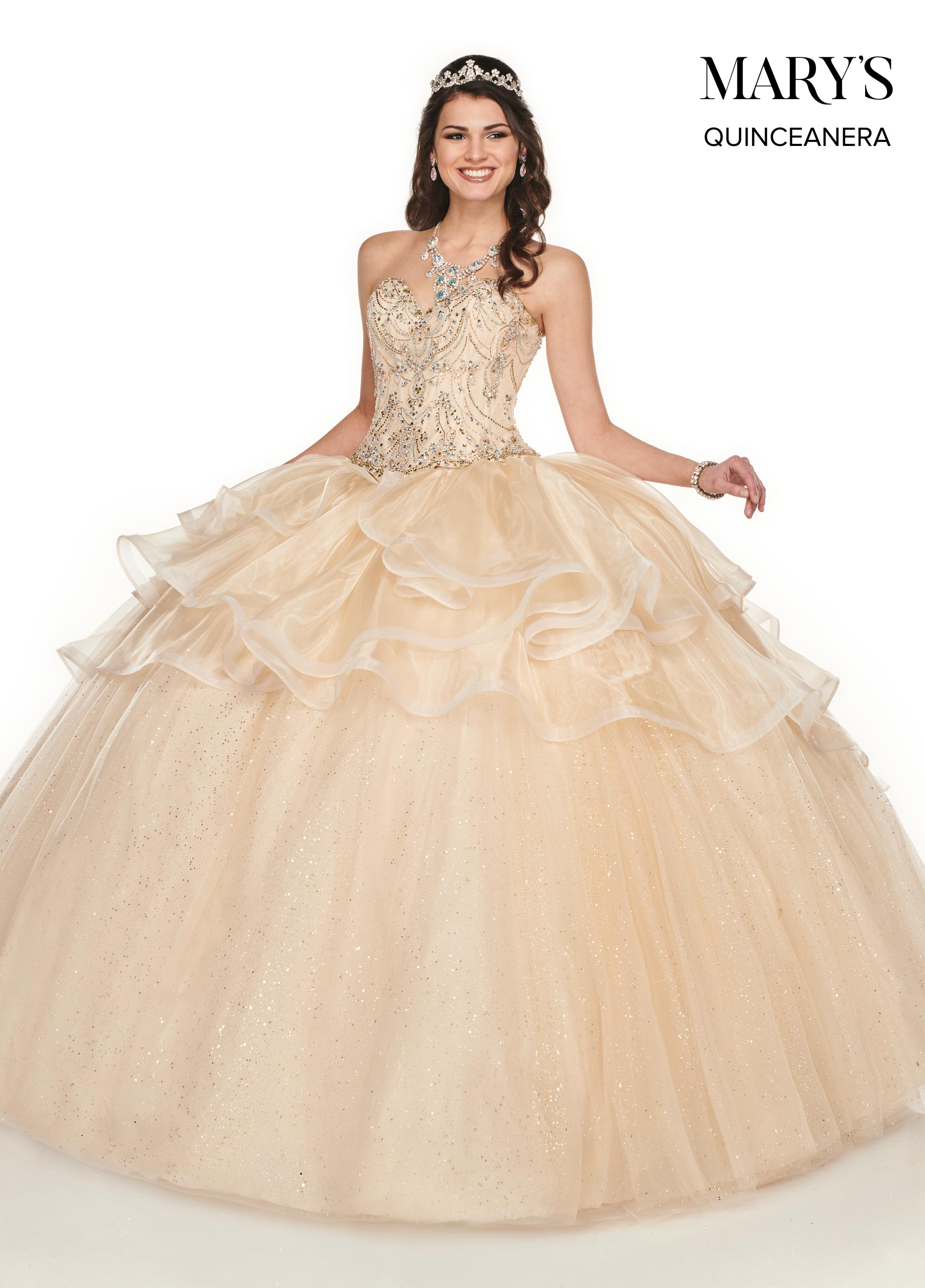 Marys Quinceanera Dresses | Mary's Quinceanera | Style - MQ2073