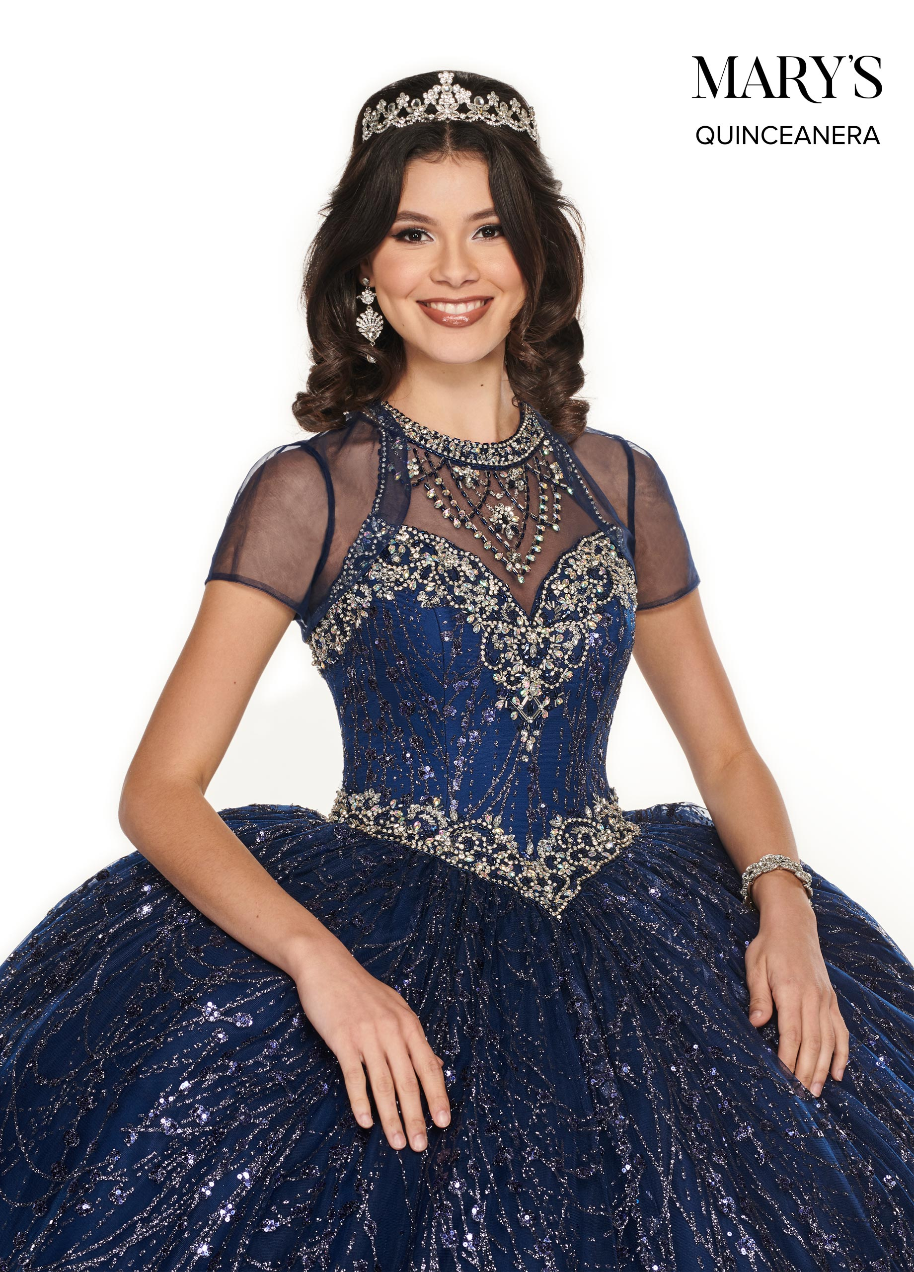 Marys Quinceanera Dresses | Mary's Quinceanera | Style - MQ2076