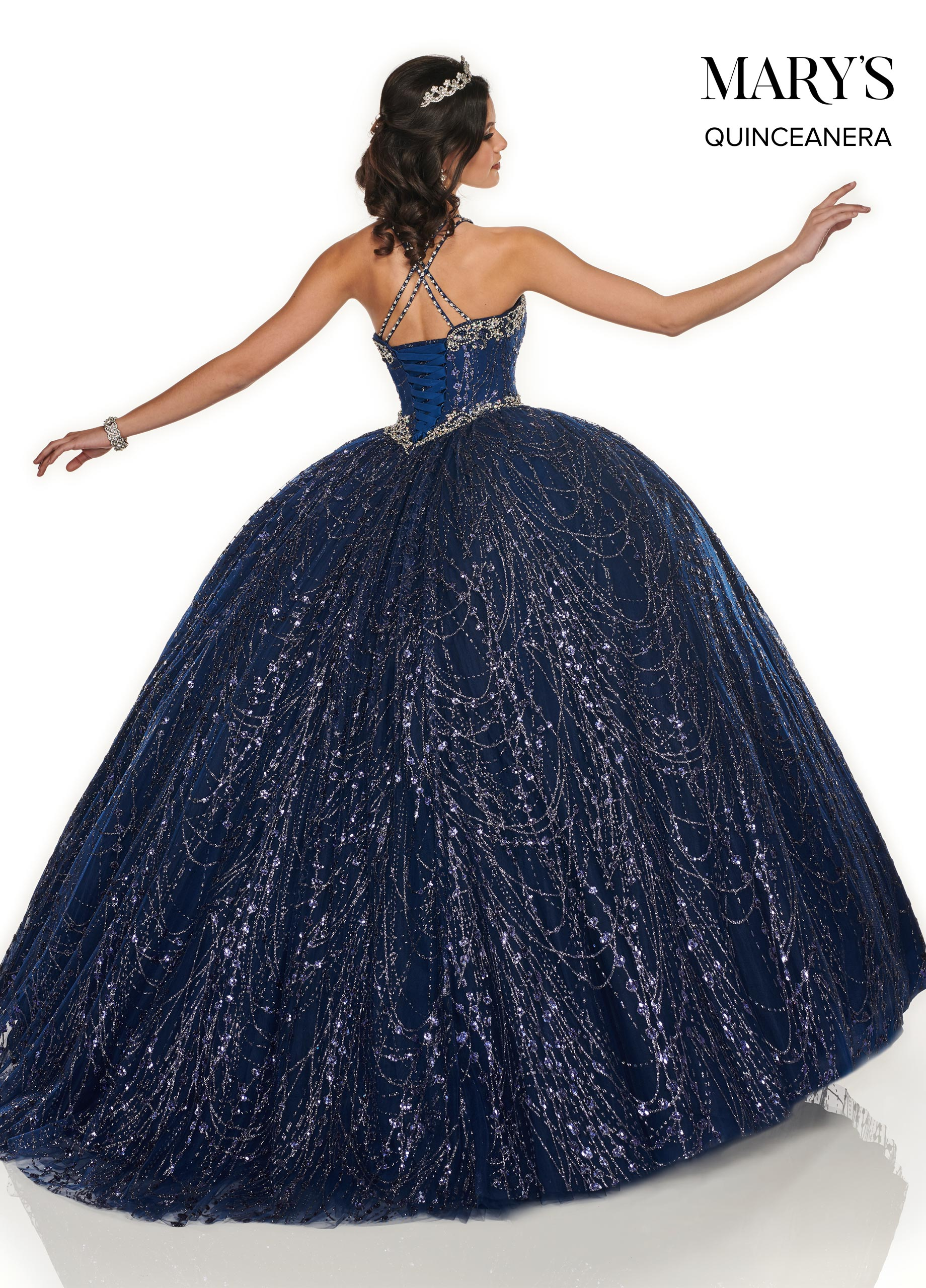 Lareina Quinceanera Dresses | La Reina | Style - MQ2076