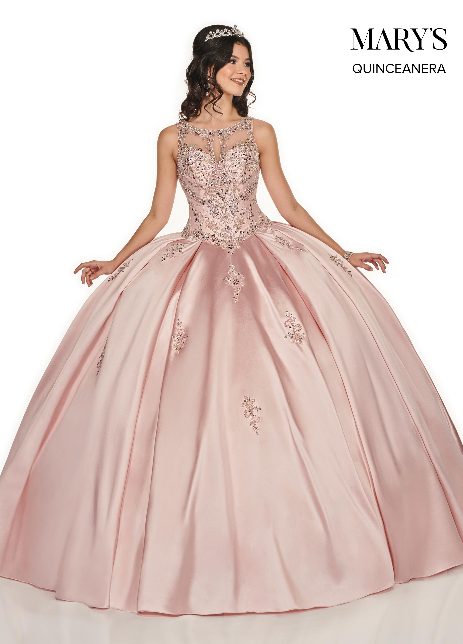 Marys Quinceanera Dresses | Mary's Quinceanera | Style - MQ2078