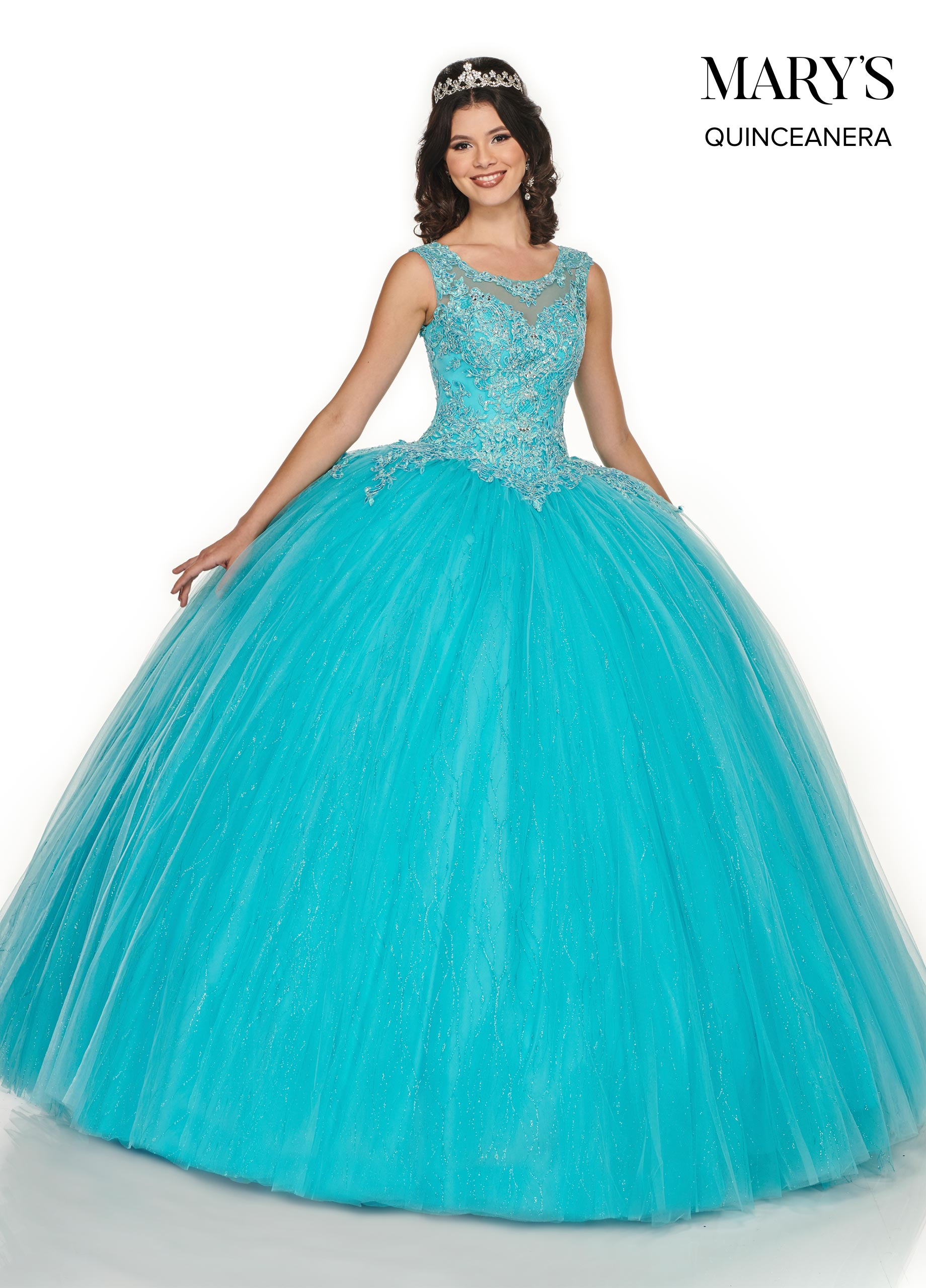Marys Quinceanera Dresses | Mary's Quinceanera | Style - MQ2080
