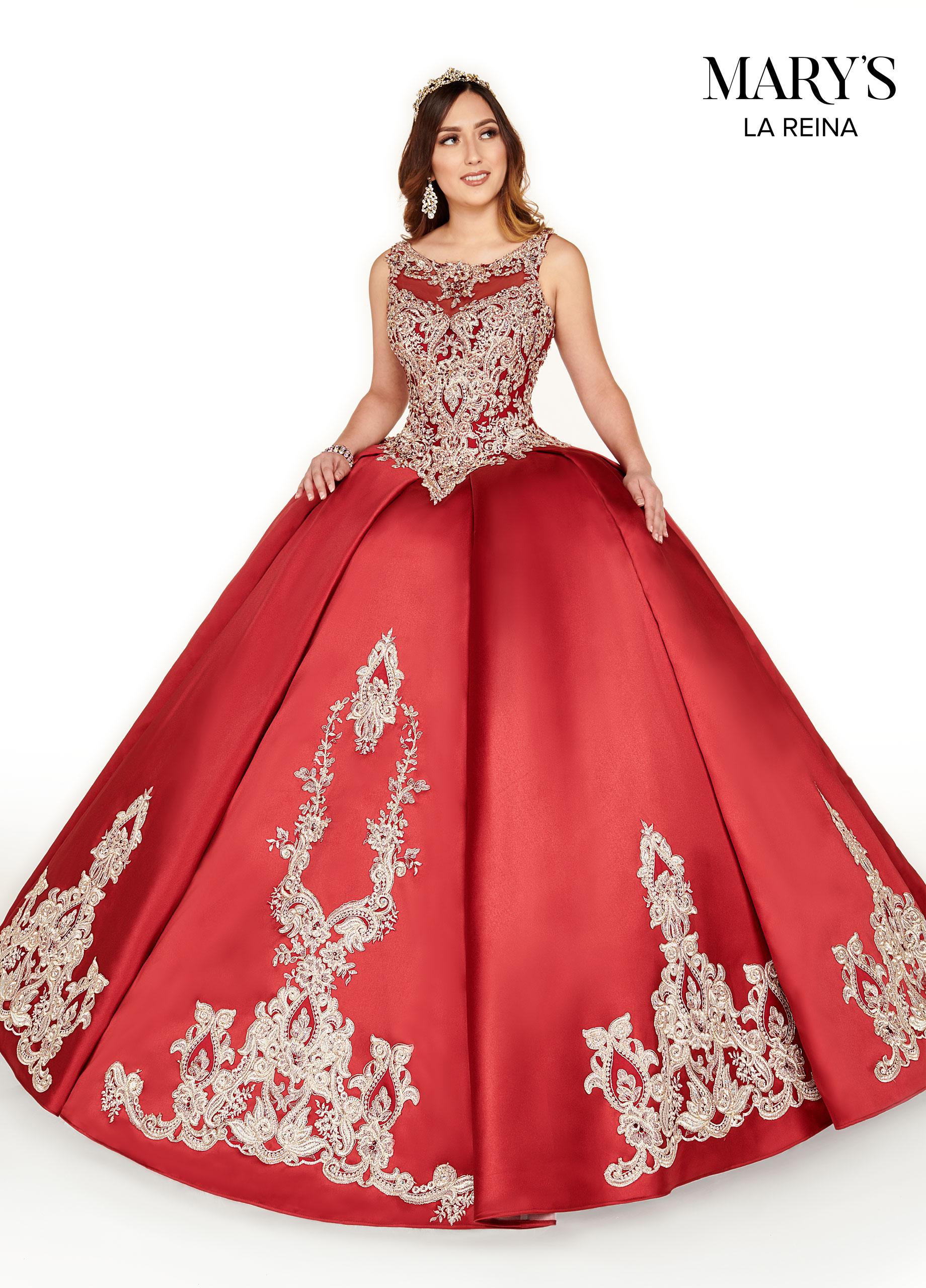 Lareina Quinceanera Dresses | La Reina | Style - MQ2081