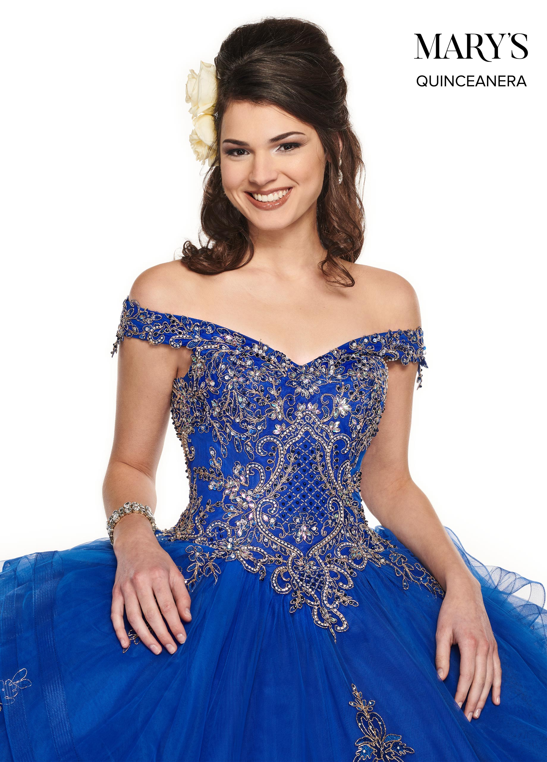 Marys Quinceanera Dresses | Mary's Quinceanera | Style - MQ2083
