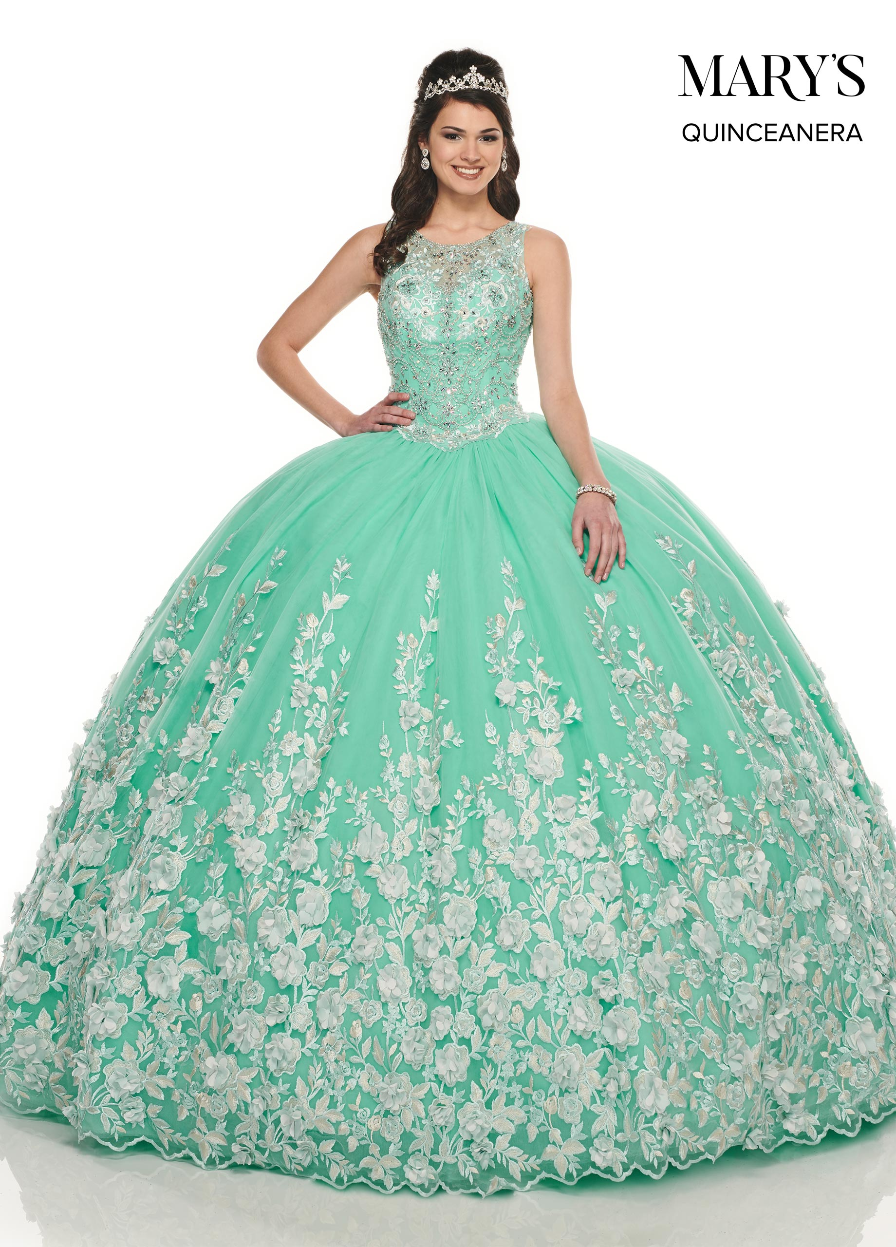 Marys Quinceanera Dresses | Mary's Quinceanera | Style - MQ2084