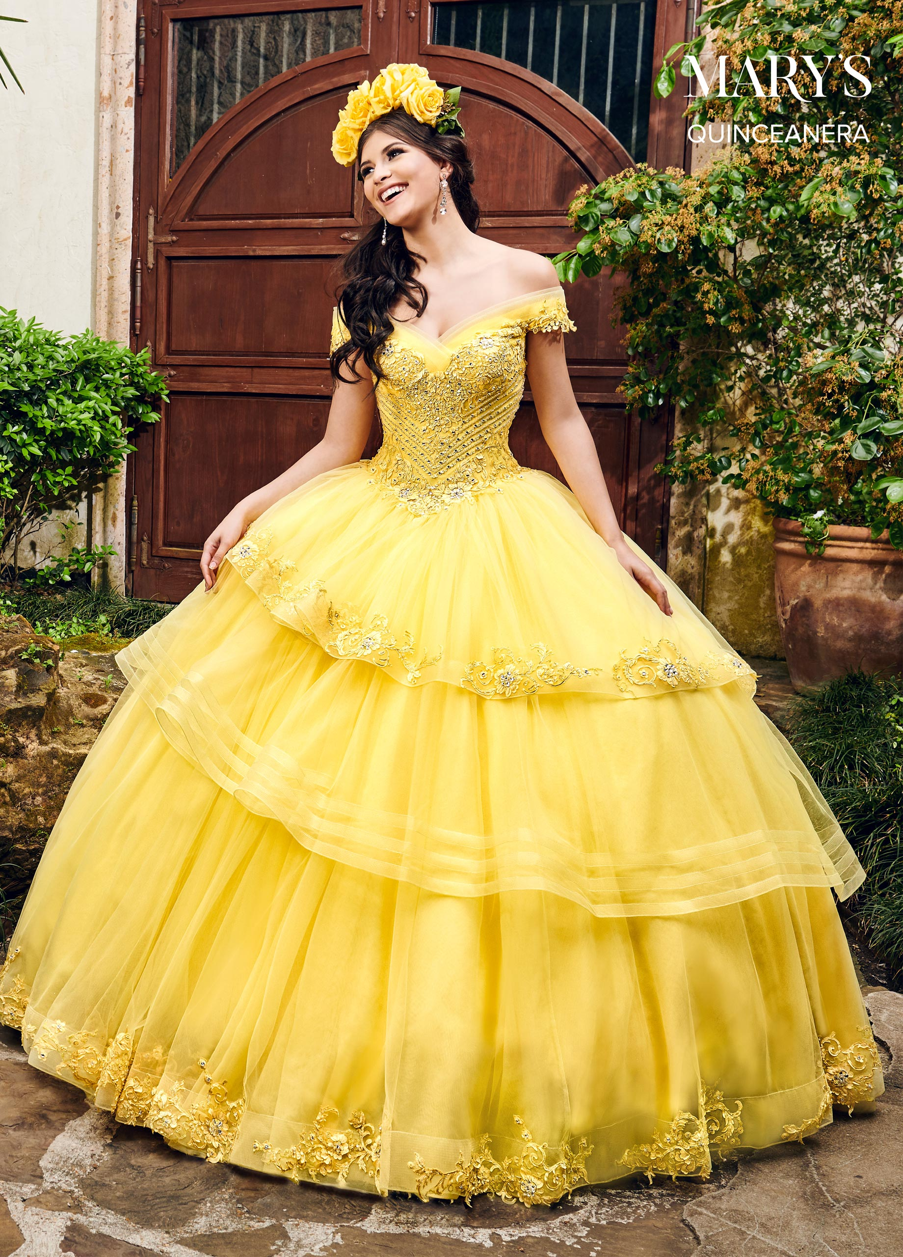 Marys Quinceanera Dresses | Mary's Quinceanera | Style - MQ2085