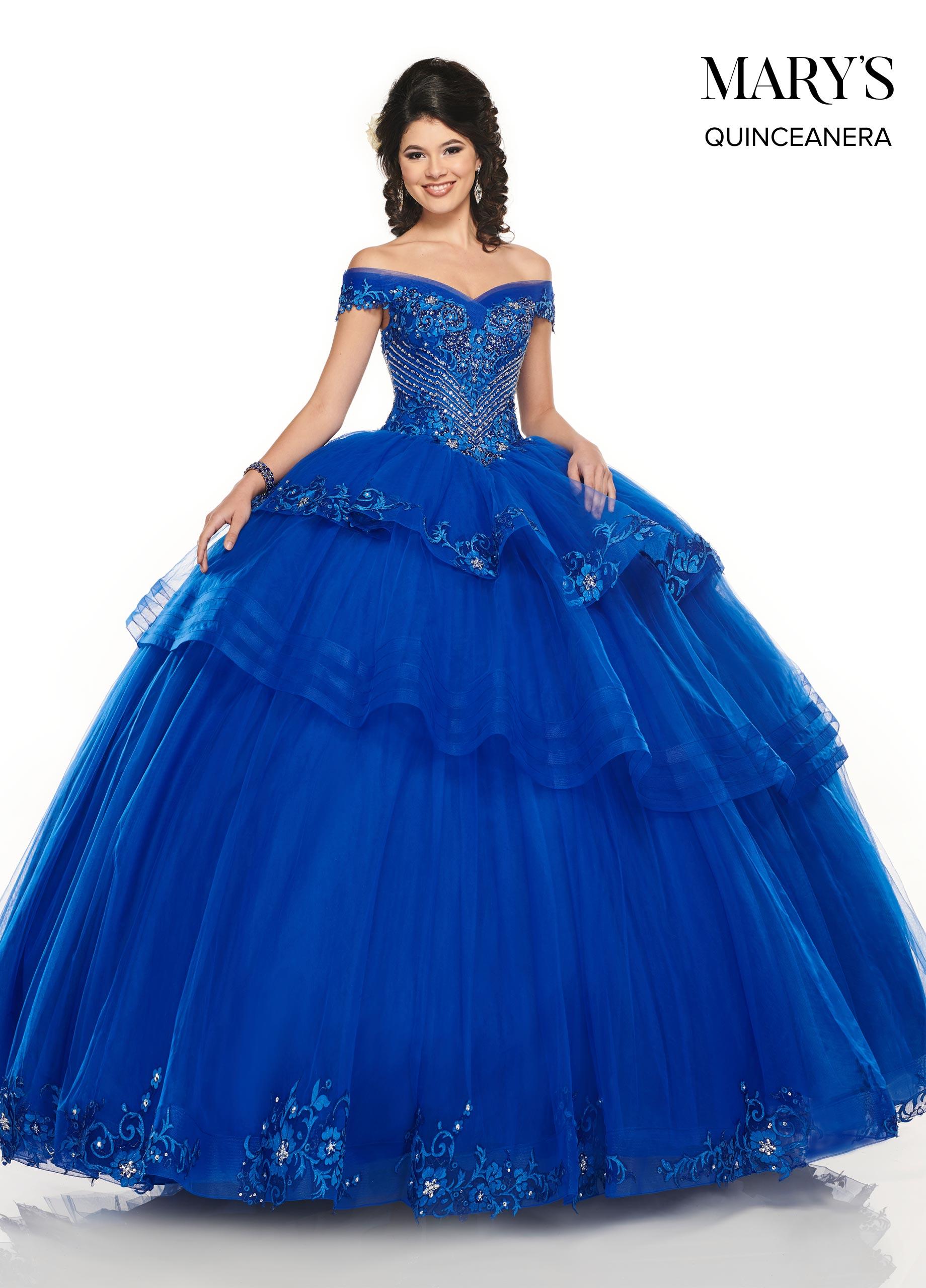 Lareina Quinceanera Dresses | La Reina | Style - MQ2085