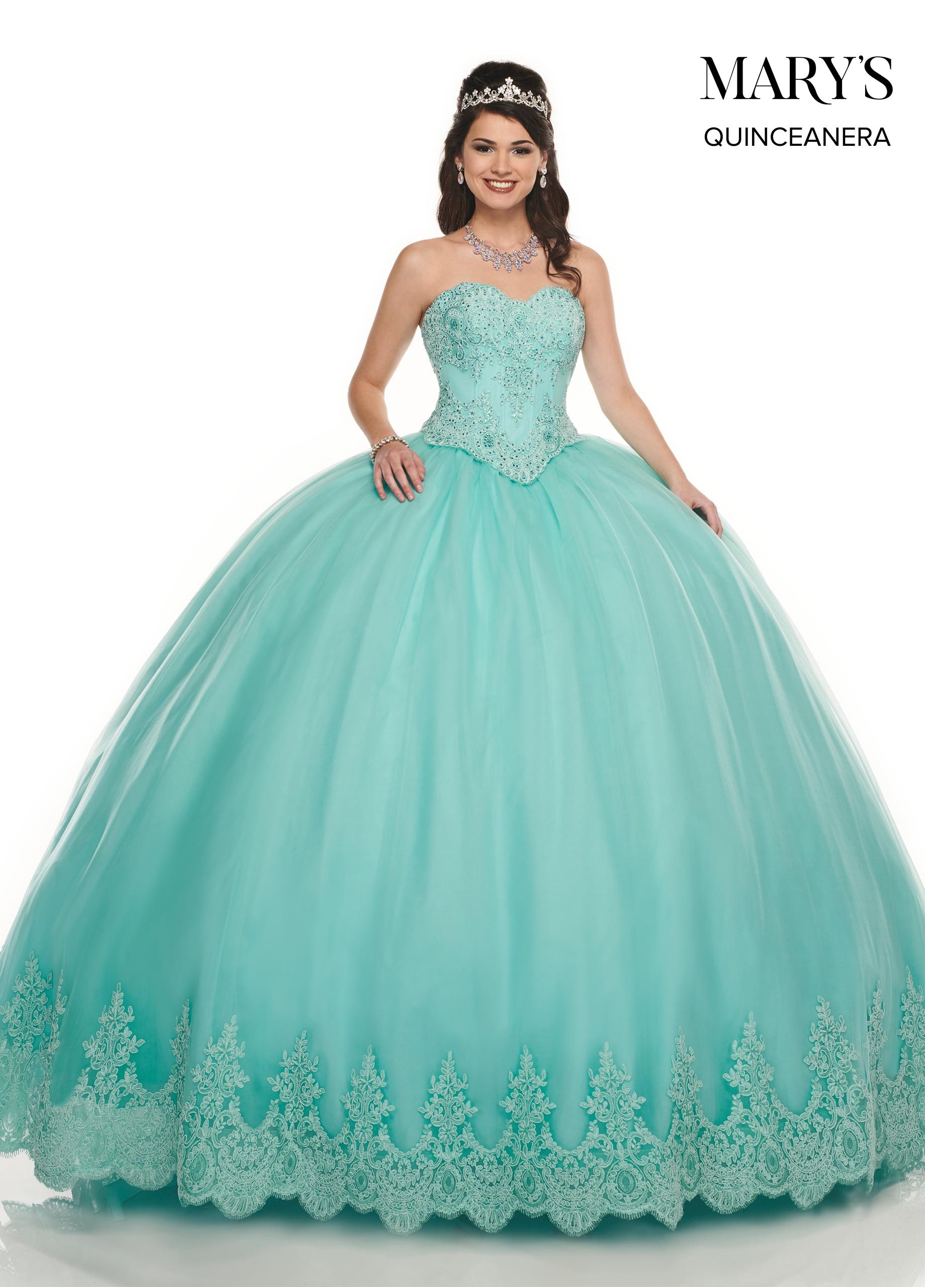 Marys Quinceanera Dresses | Mary's Quinceanera | Style - MQ2086