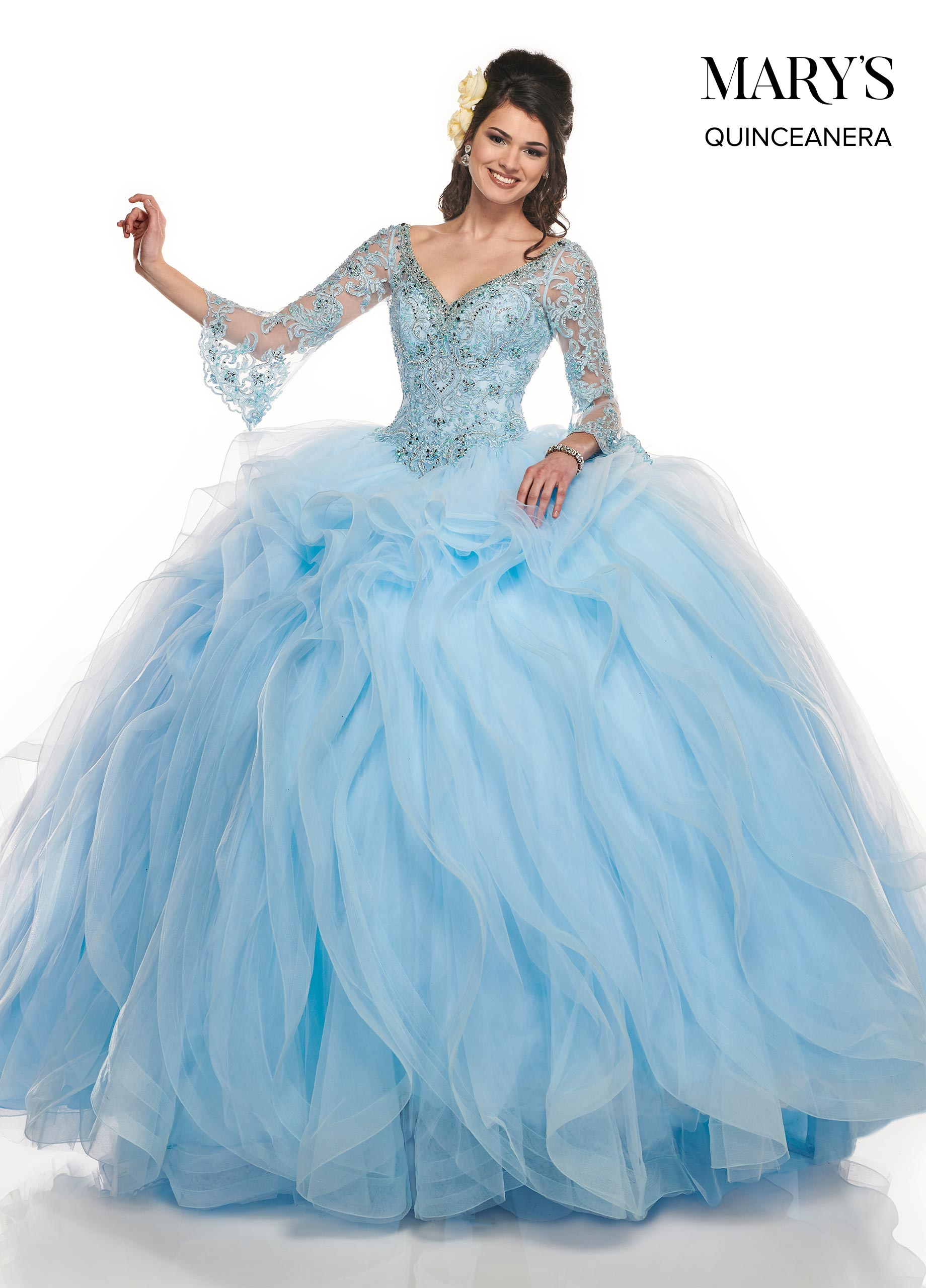 Lareina Quinceanera Dresses | La Reina | Style - MQ2087
