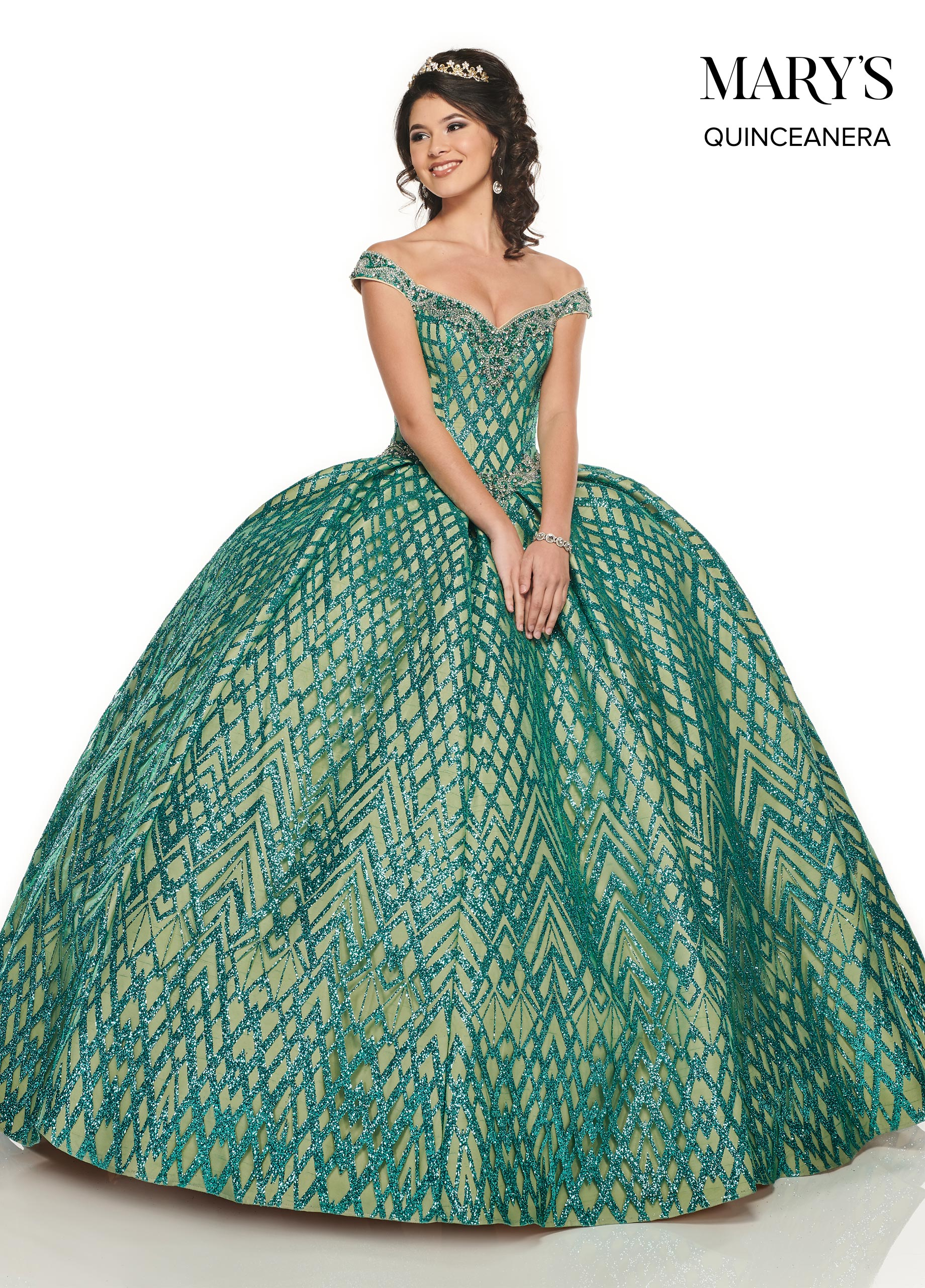 Marys Quinceanera Dresses | Mary's Quinceanera | Style - MQ2088