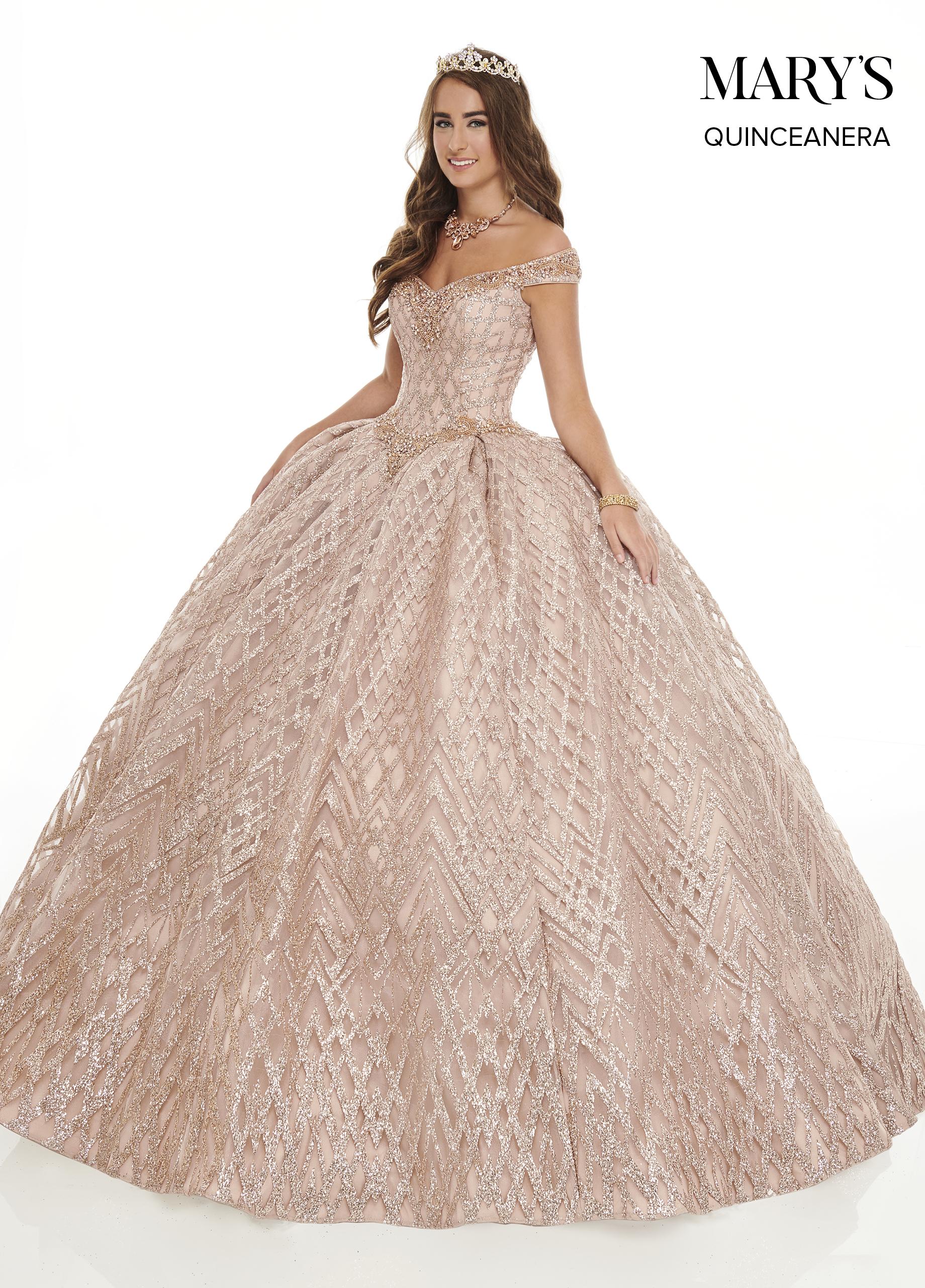 Lareina Quinceanera Dresses | La Reina | Style - MQ2088