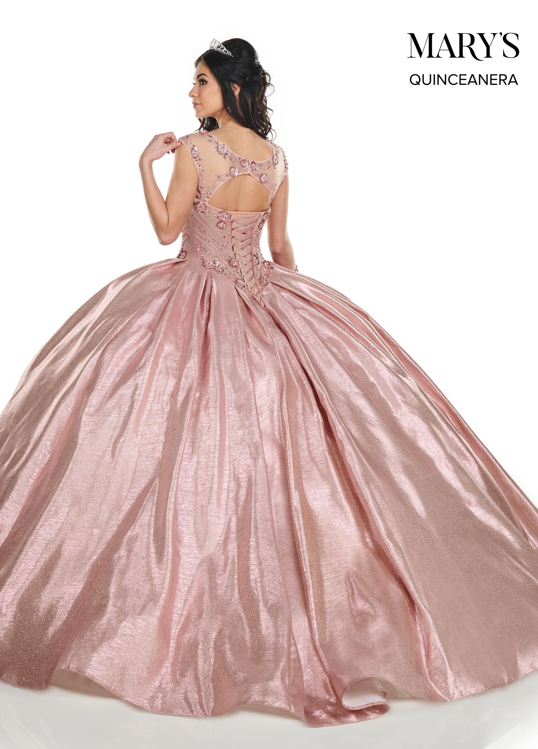 Marys Quinceanera Dresses | Mary's Quinceanera | Style - MQ2090