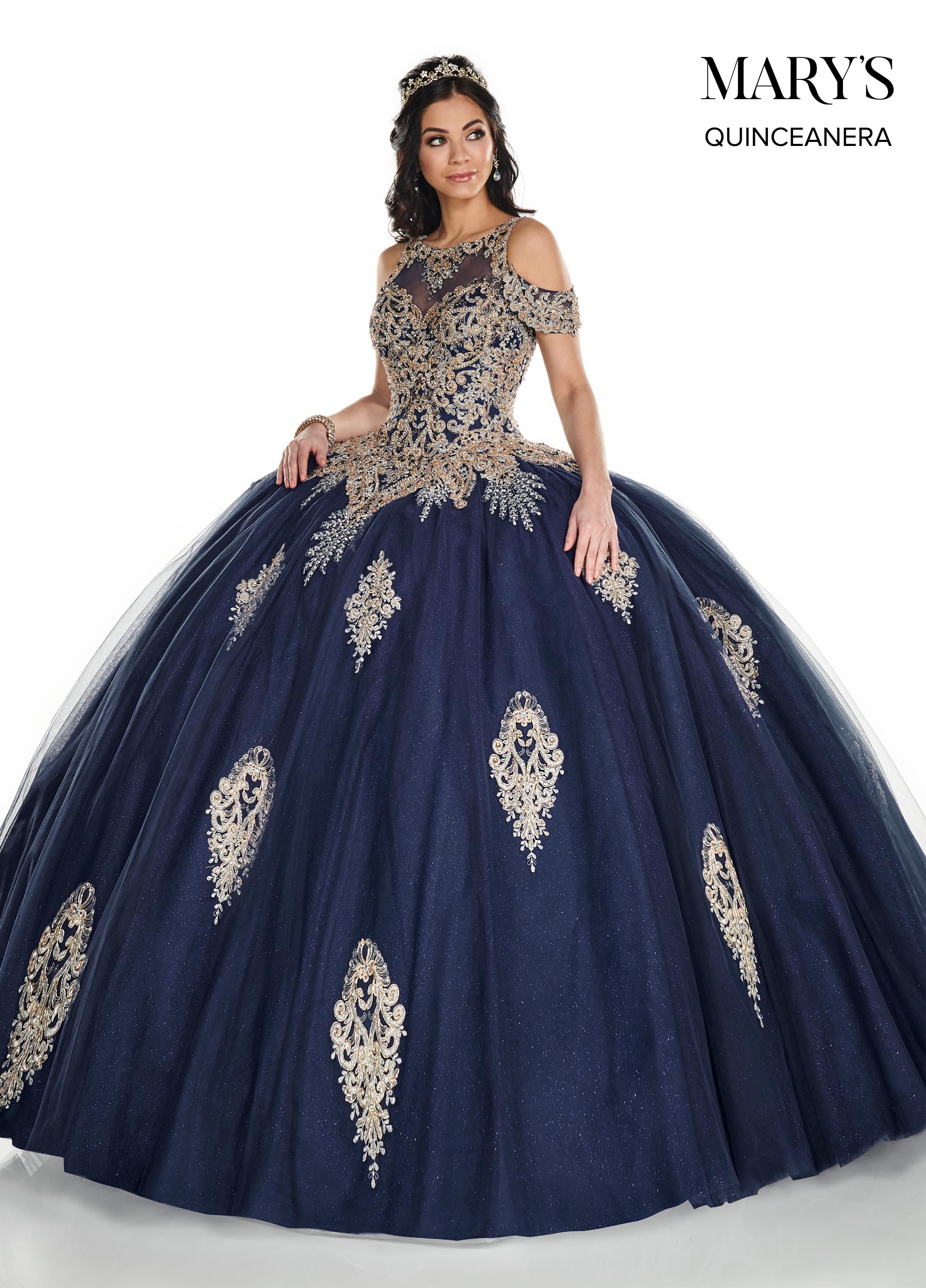 Marys Quinceanera Dresses | Mary's Quinceanera | Style - MQ2091