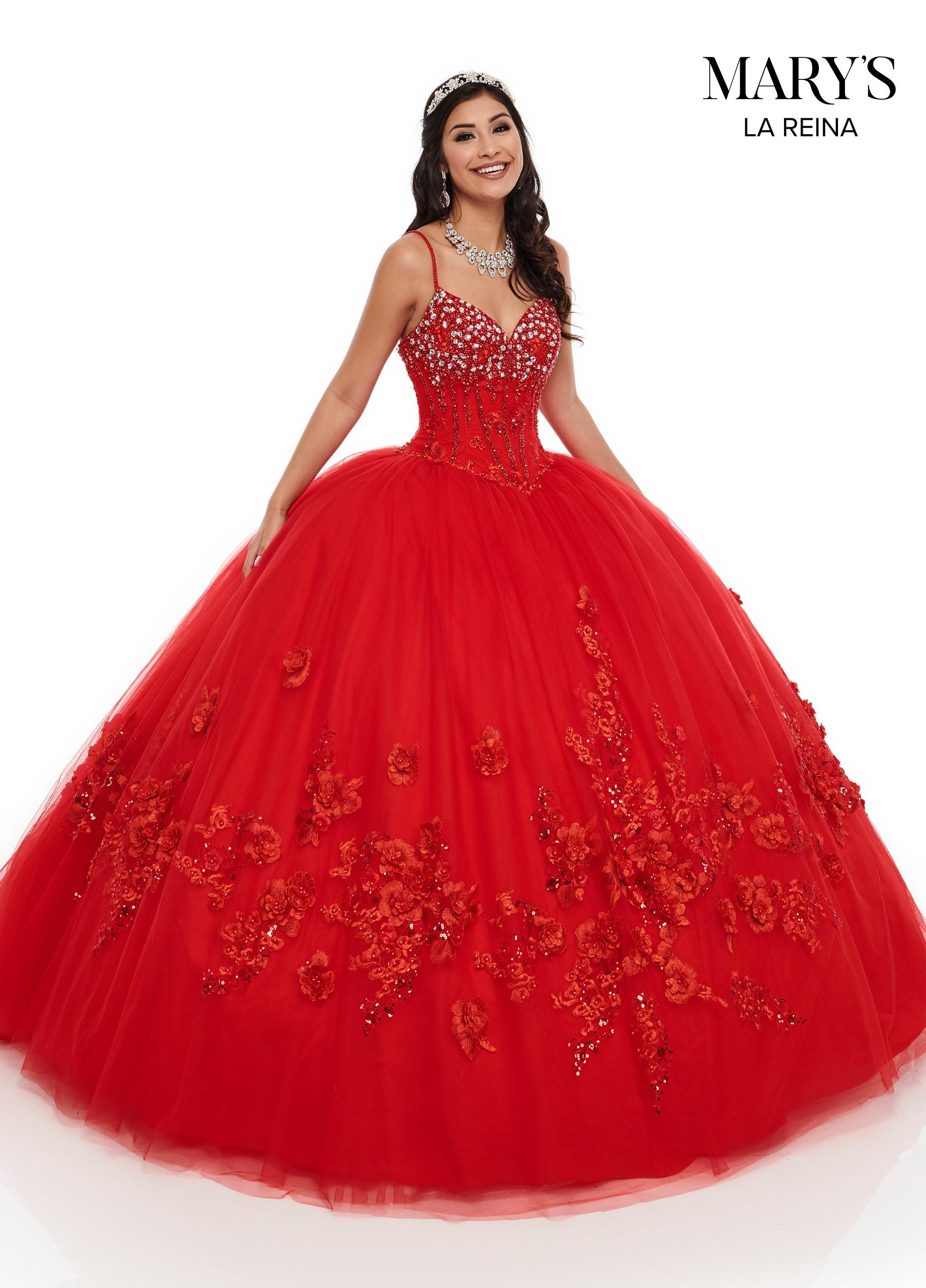 Lareina Quinceanera Dresses | La Reina | Style - MQ2092