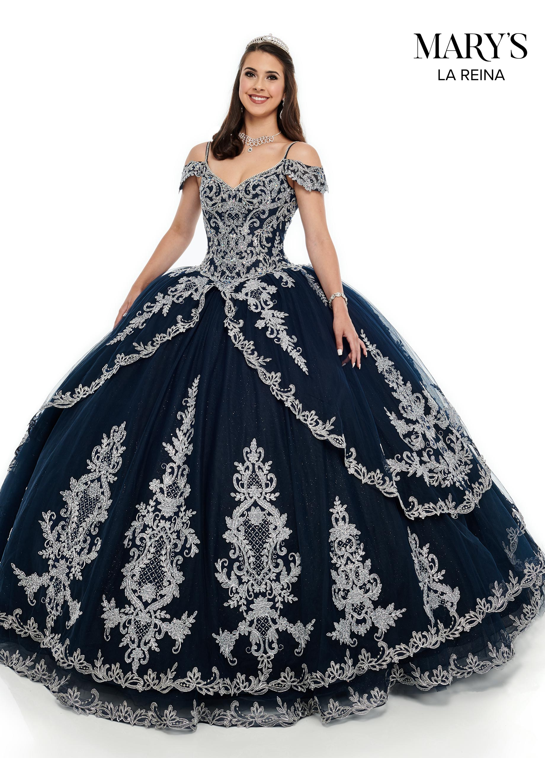 Lareina Quinceanera Dresses | La Reina | Style - MQ2094