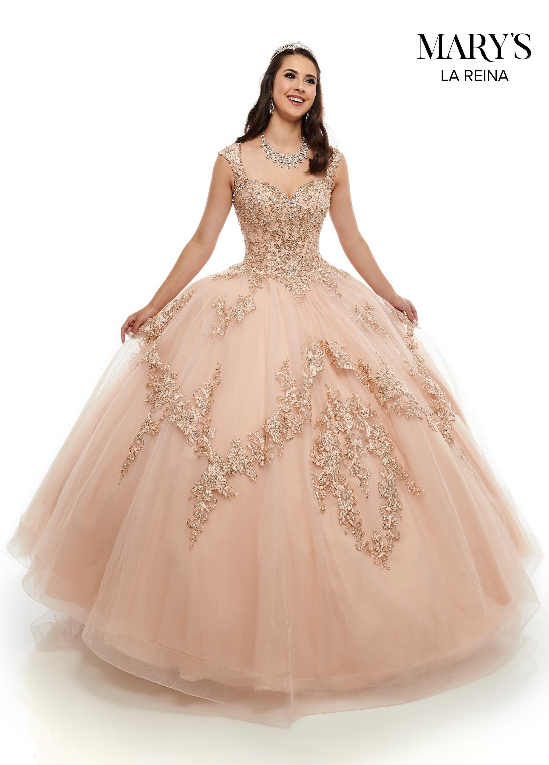 Lareina Quinceanera Dresses | La Reina | Style - MQ2098