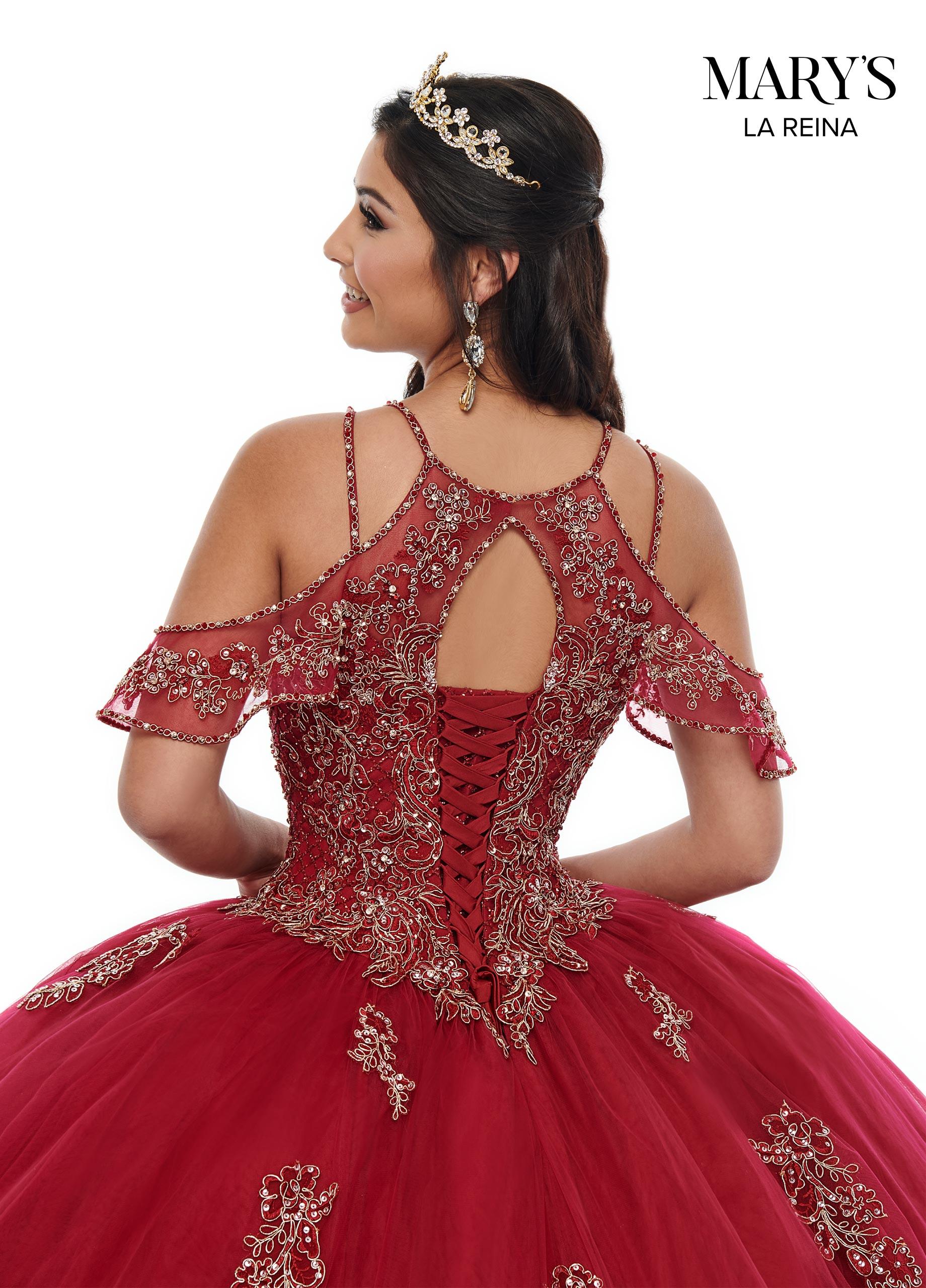 Lareina Quinceanera Dresses | La Reina | Style - MQ2099