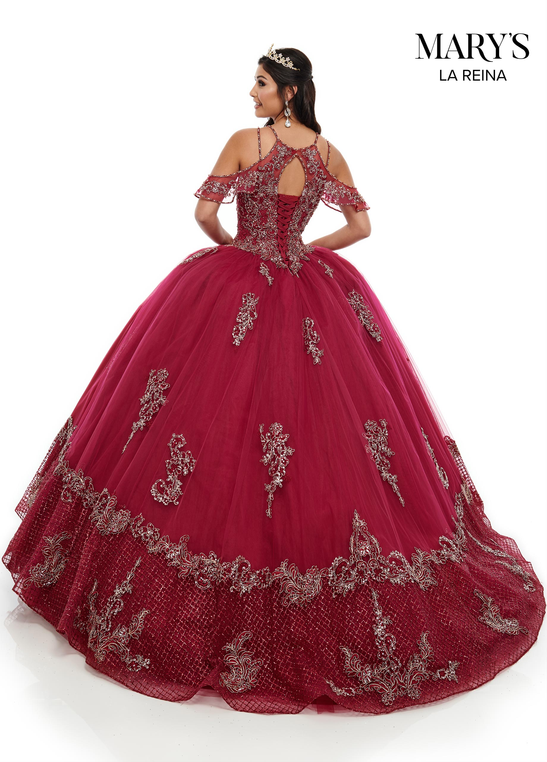 Marys Quinceanera Dresses | Mary's Quinceanera | Style - MQ2099