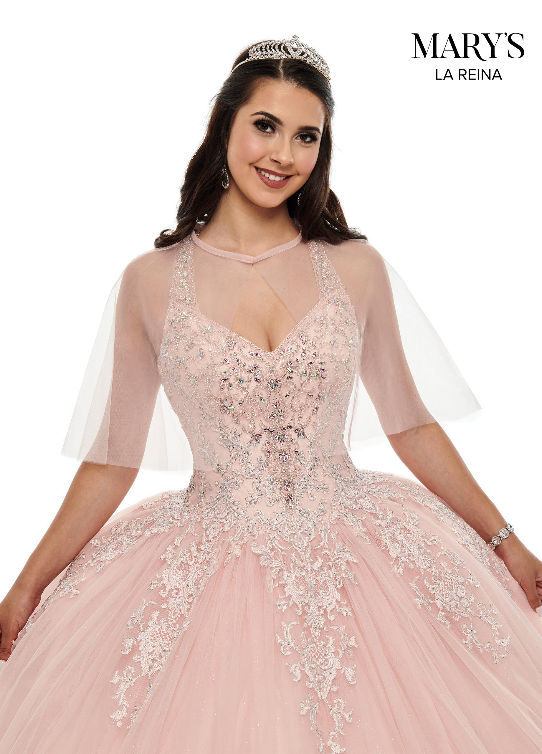 Marys Quinceanera Dresses | Mary's Quinceanera | Style - MQ2100