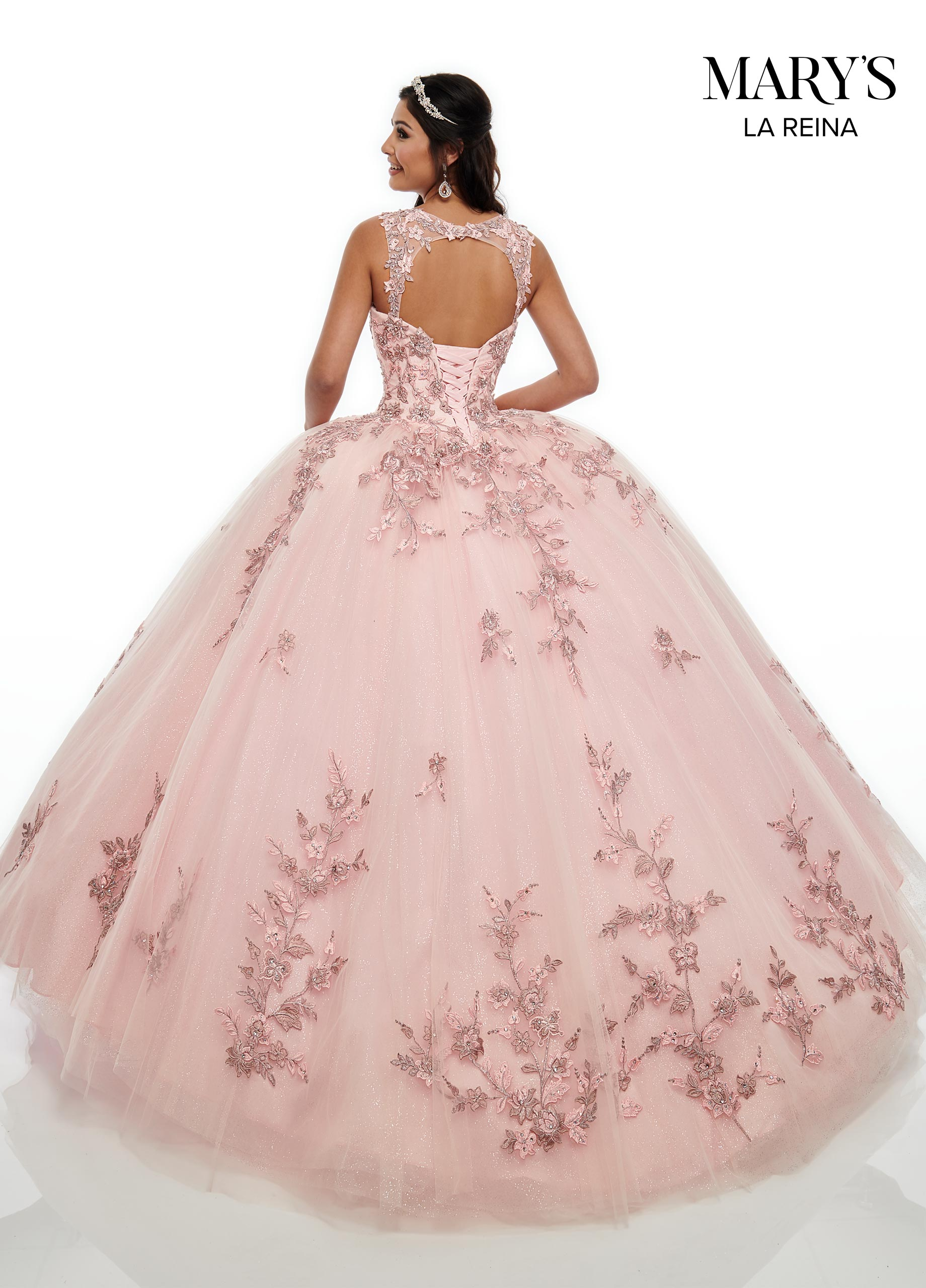 Marys Quinceanera Dresses | Mary's Quinceanera | Style - MQ2102
