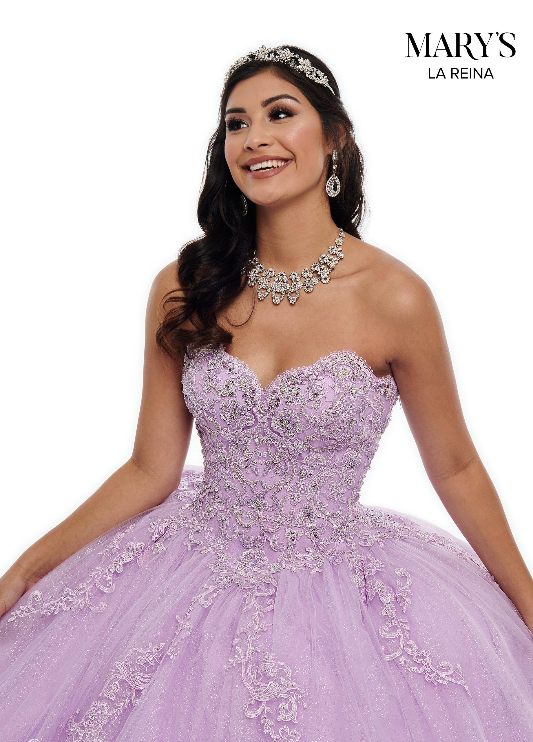 Lareina Quinceanera Dresses | La Reina | Style - MQ2104