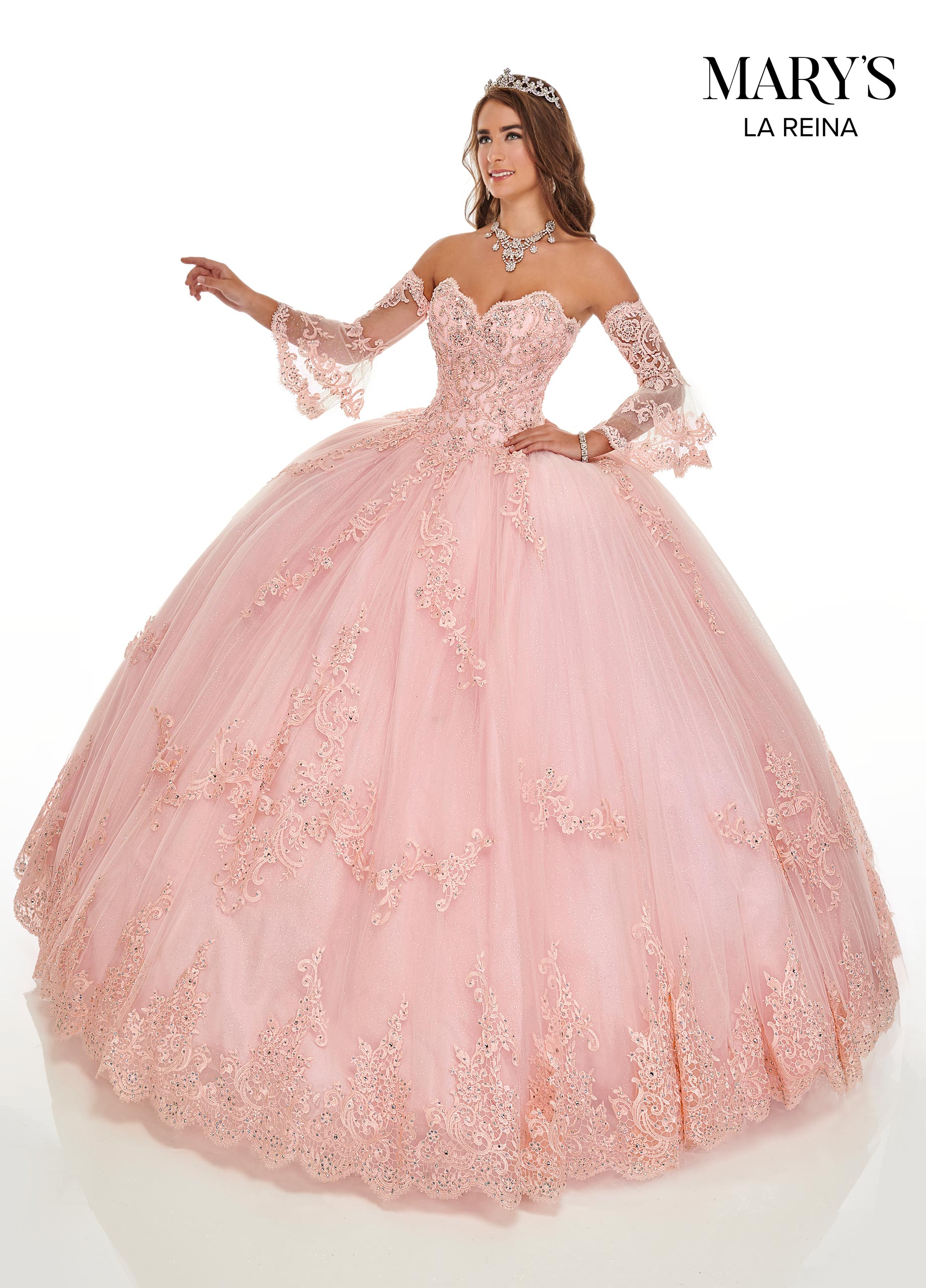 Marys Quinceanera Dresses | Mary's Quinceanera | Style - MQ2104